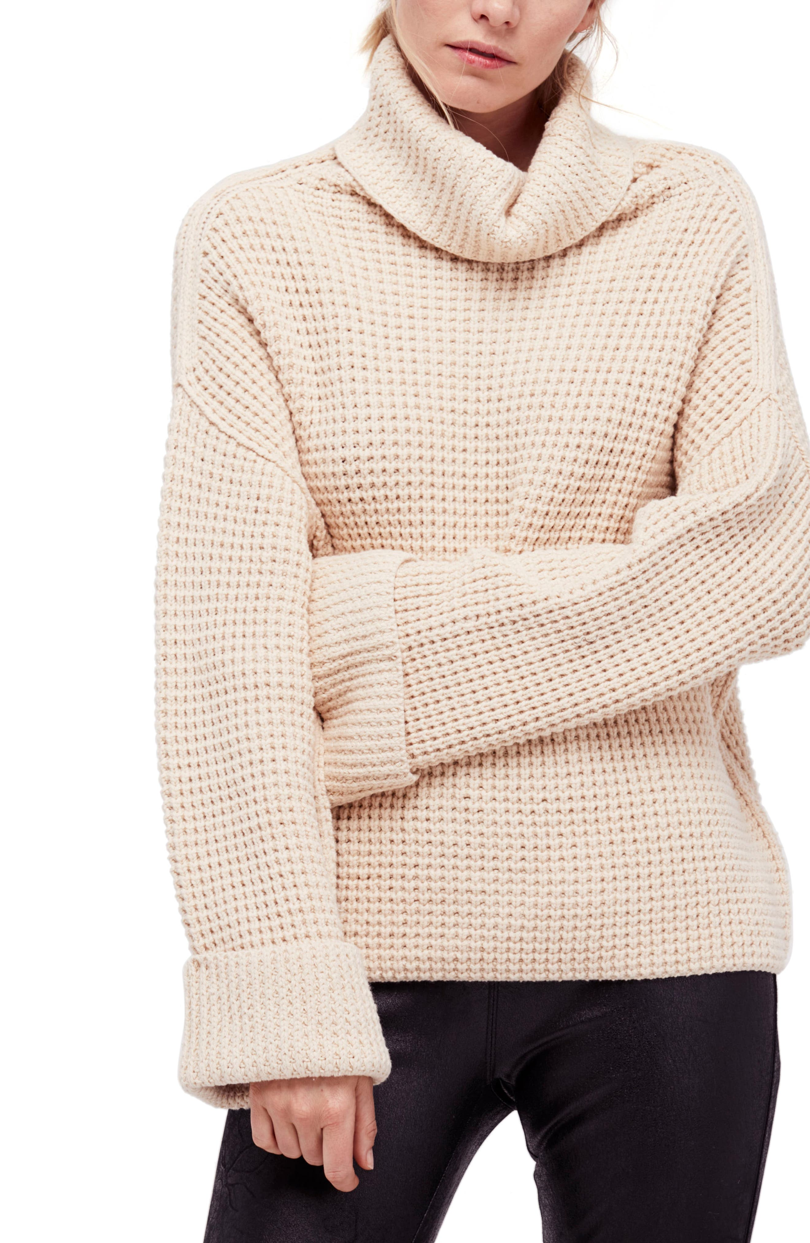 Main Image - Free People Park City Pullover