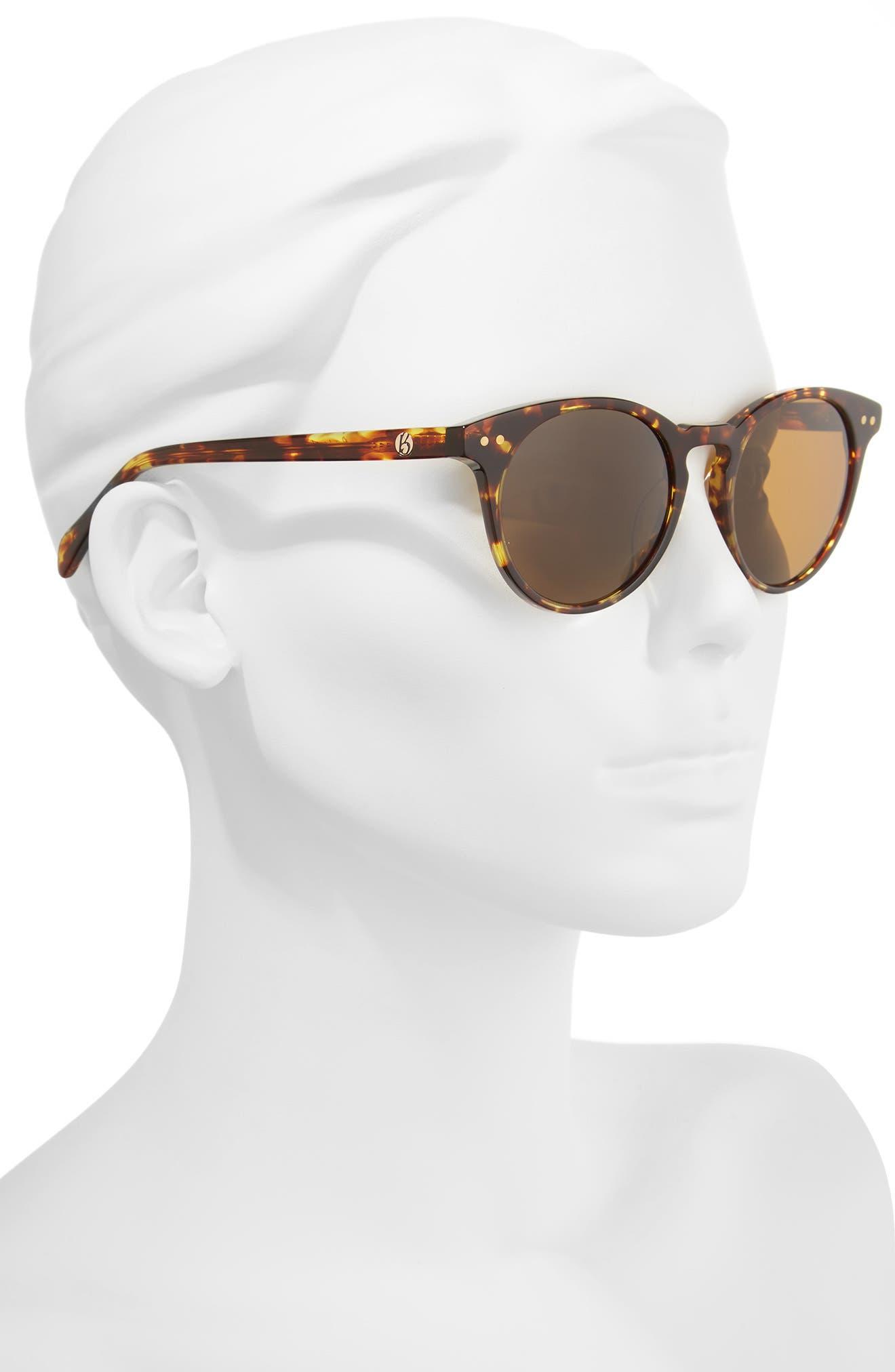 Alternate Image 2  - Brightside Oxford 49mm Polarized Sunglasses