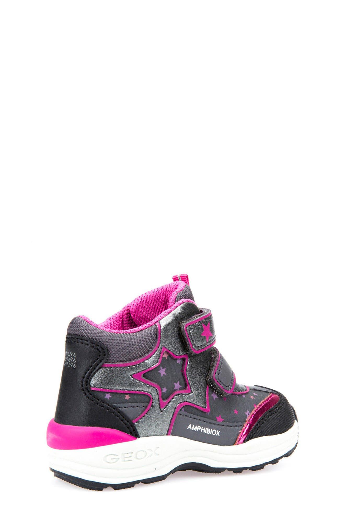 Alternate Image 7  - Geox Gulp ABX Waterproof Star Sneaker Boot (Walker & Toddler)