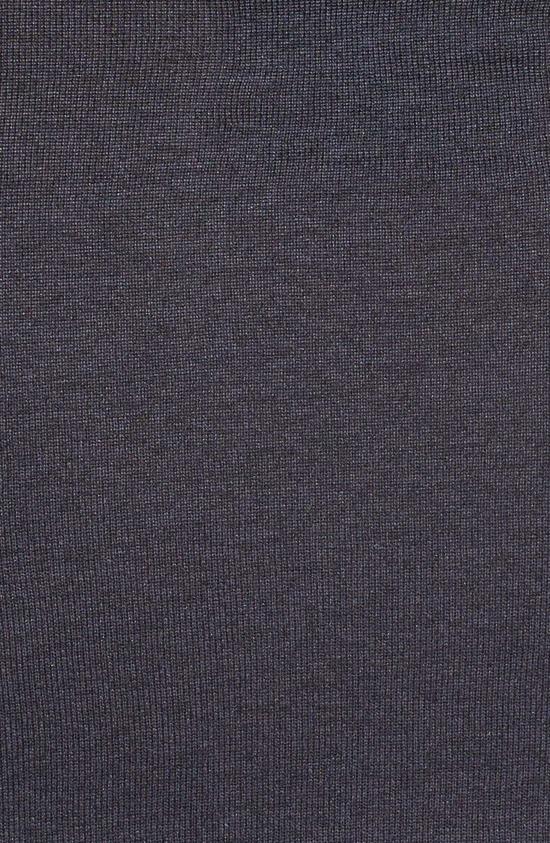 Alternate Image 4  - Nike 'Legend' Dri-FIT V-Neck Long Sleeve Sport Top