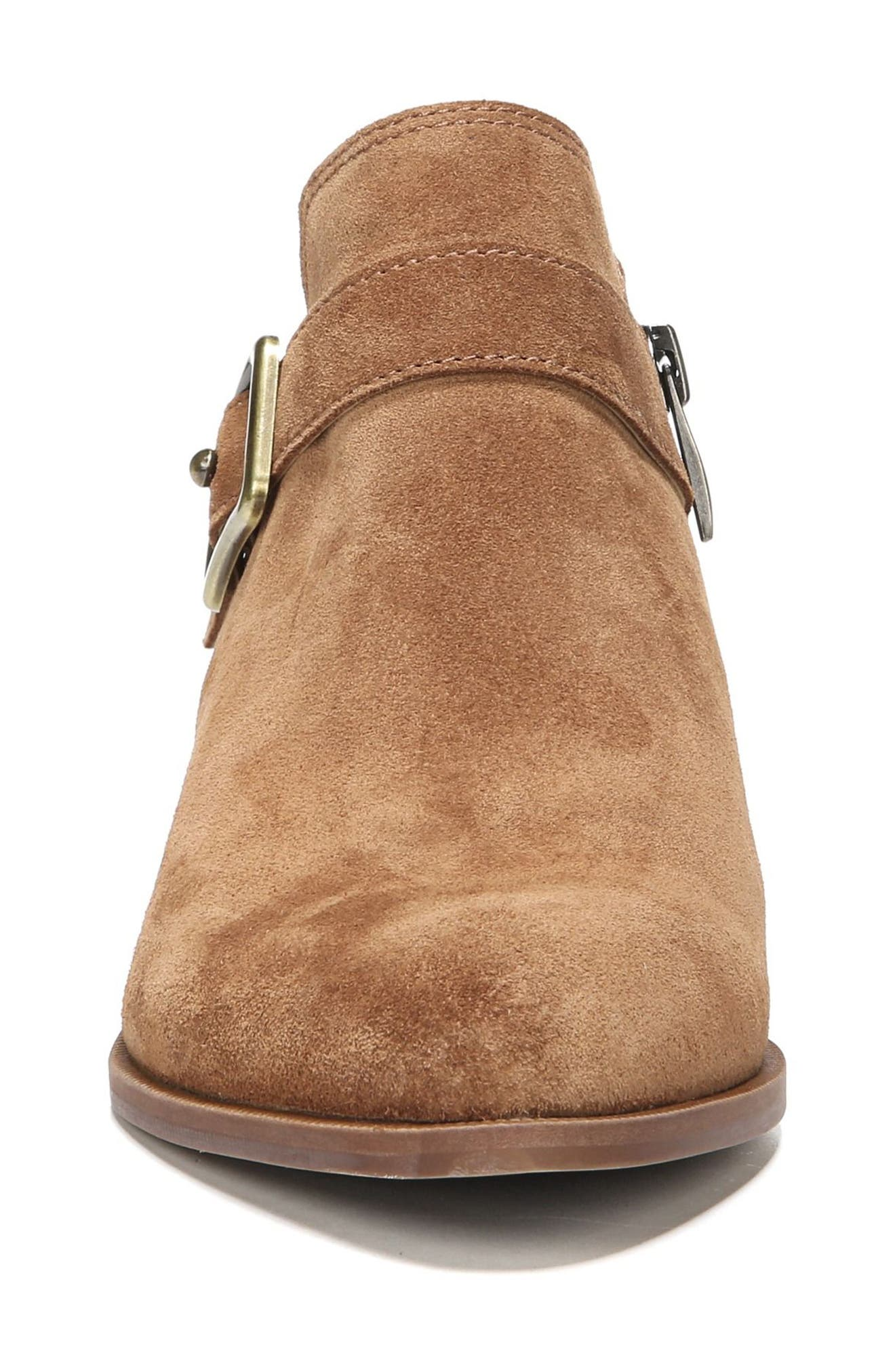Penna Bootie,                             Alternate thumbnail 4, color,                             Whiskey Suede