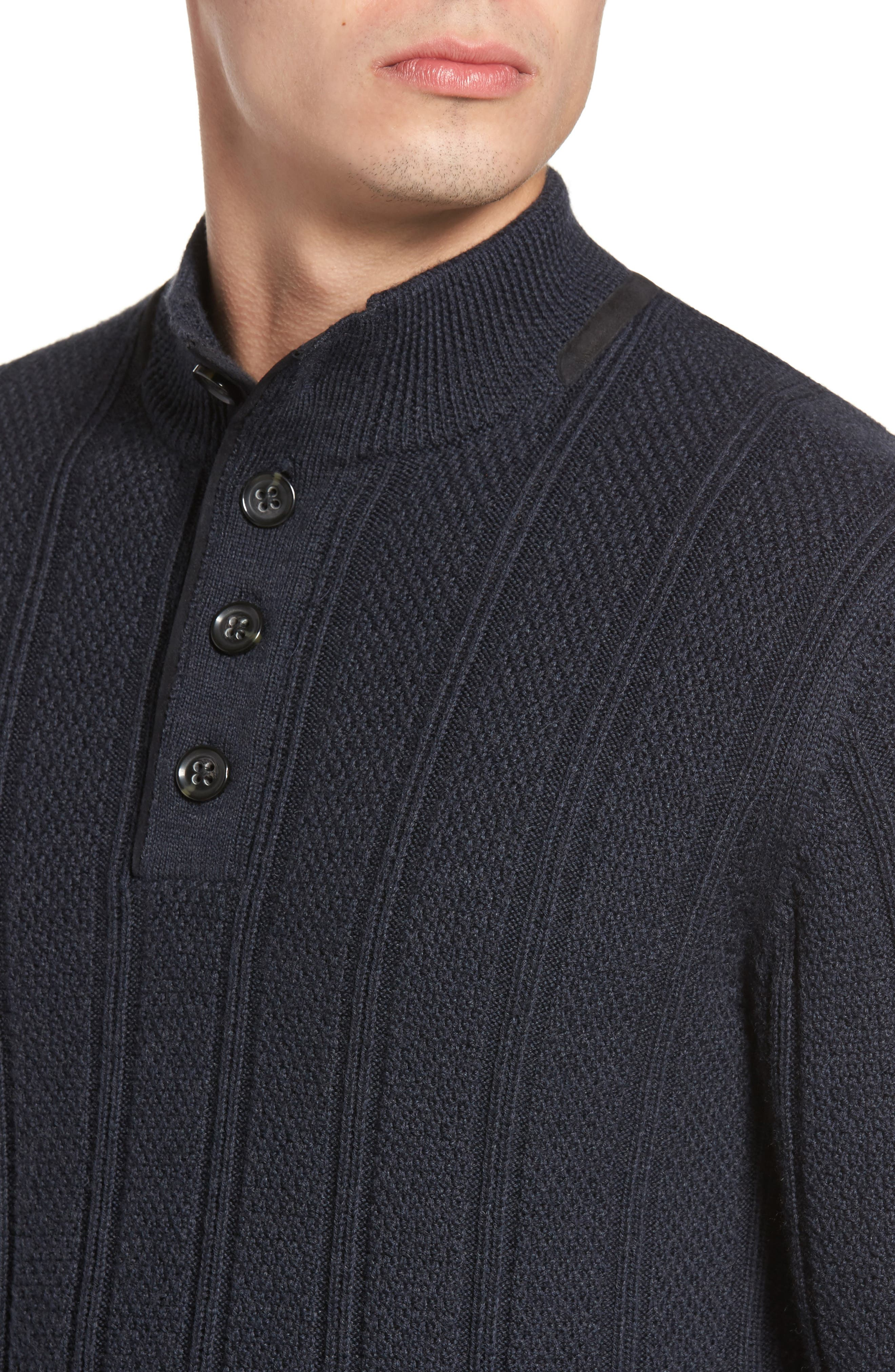 Alternate Image 4  - Rodd & Gunn Sovereign Island Wool Sweater
