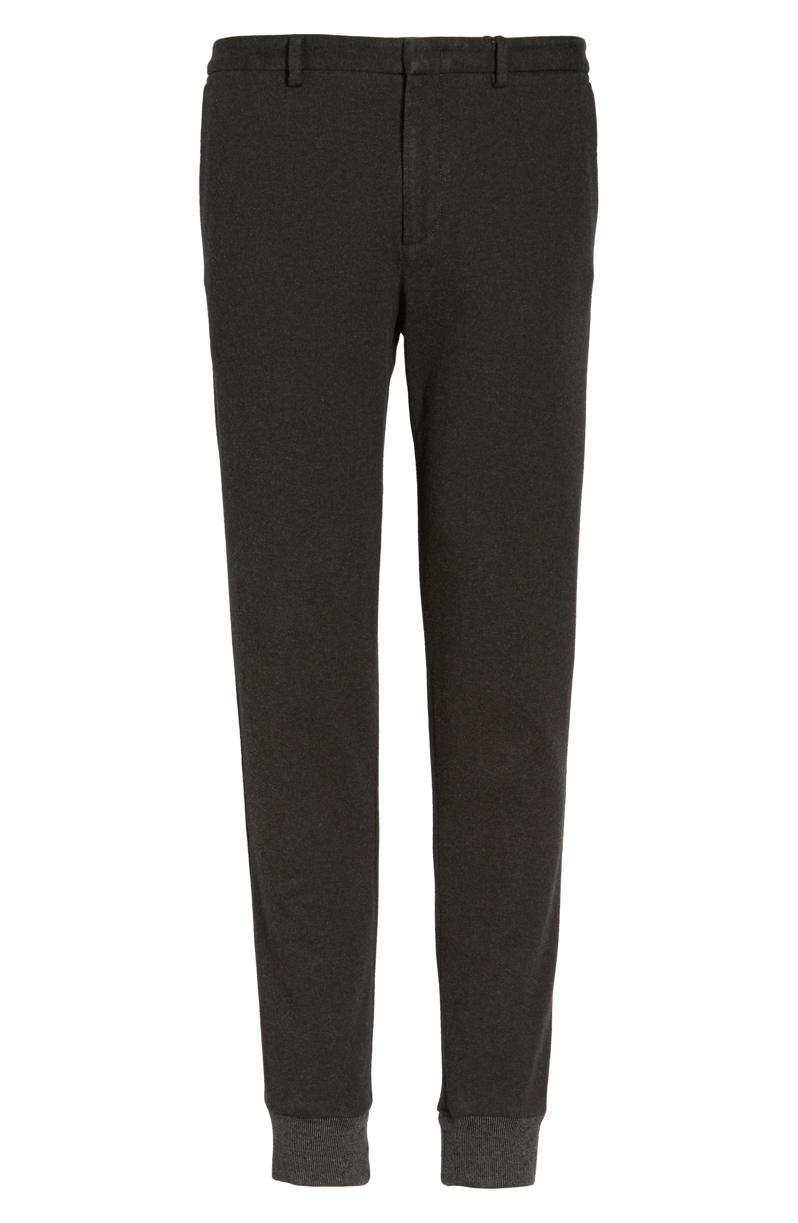 Alternate Image 5  - BOSS Slim Fit Jersey Jogger Pants