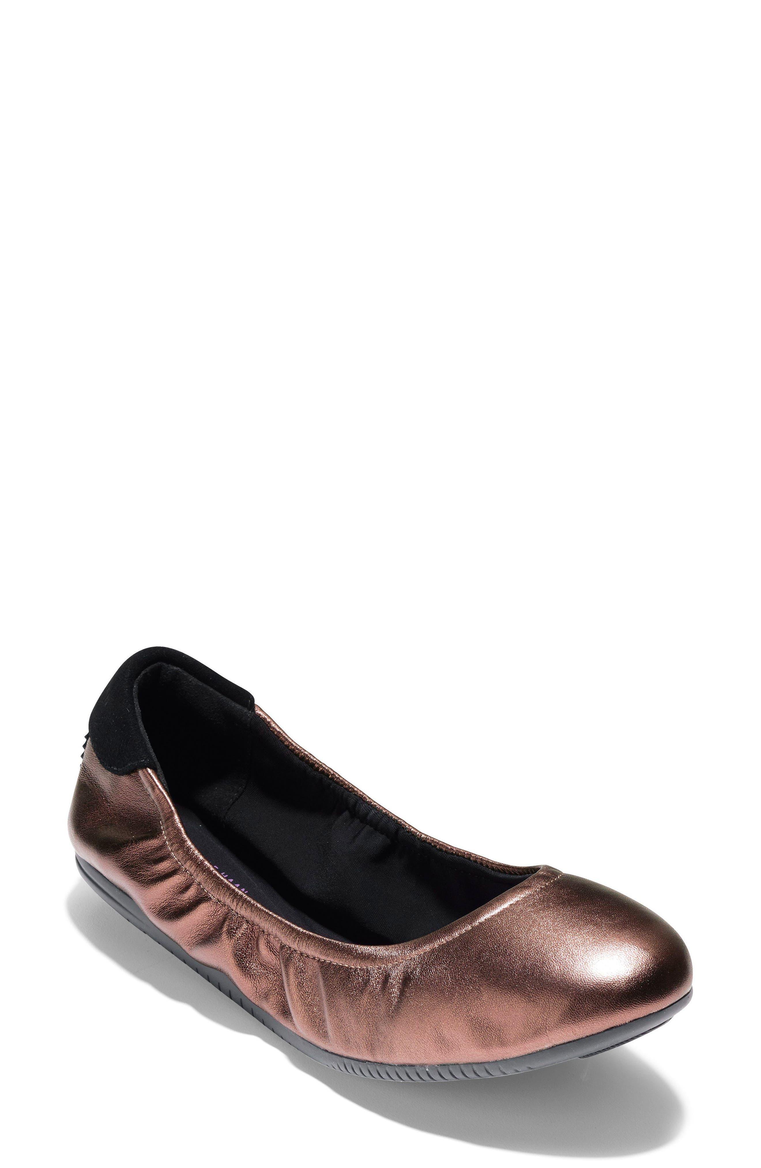 Main Image - Cole Haan Studiogrand Ballet Flat (Women)