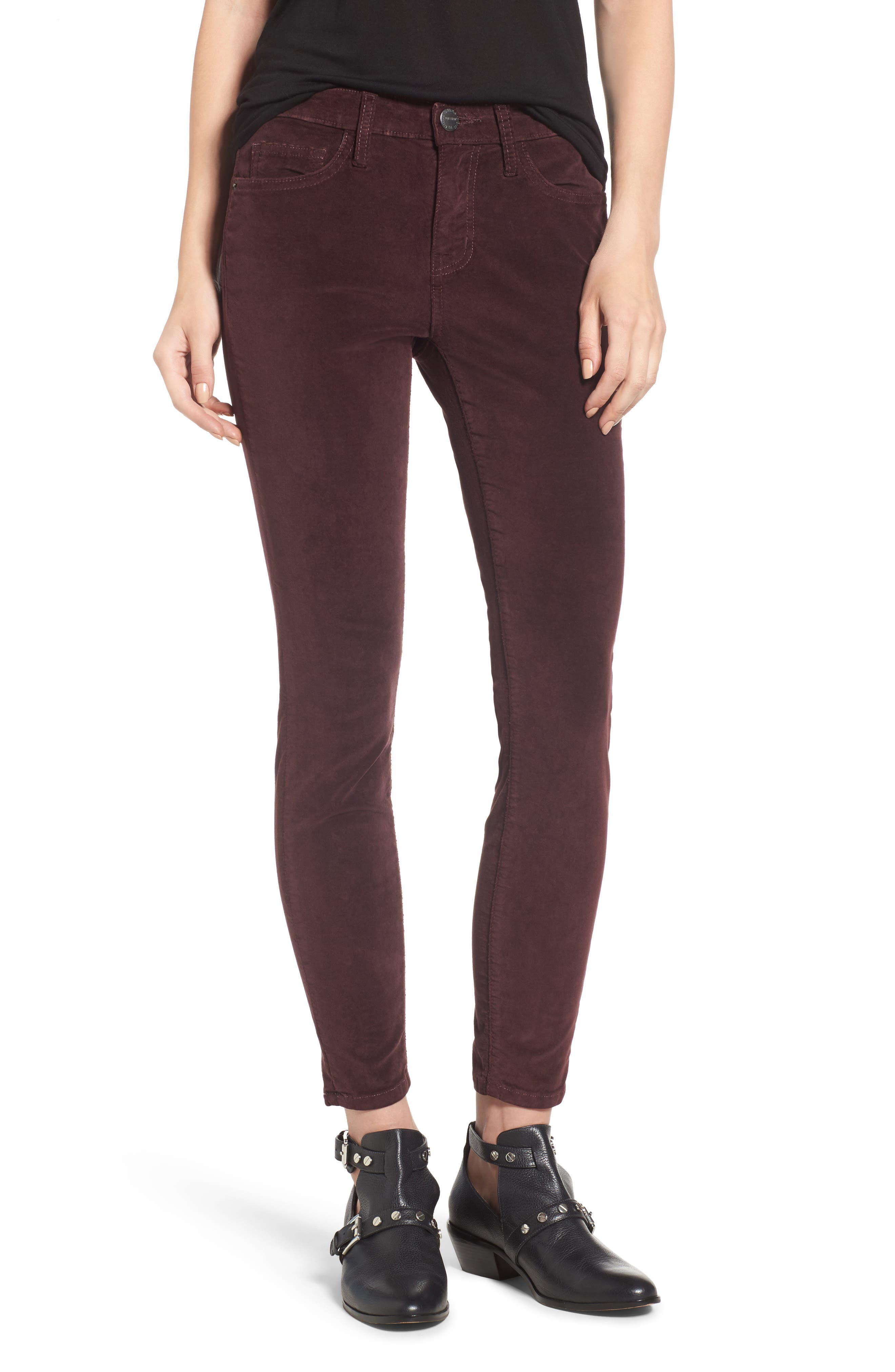 Current/Elliott The Stiletto Ankle Skinny Pants