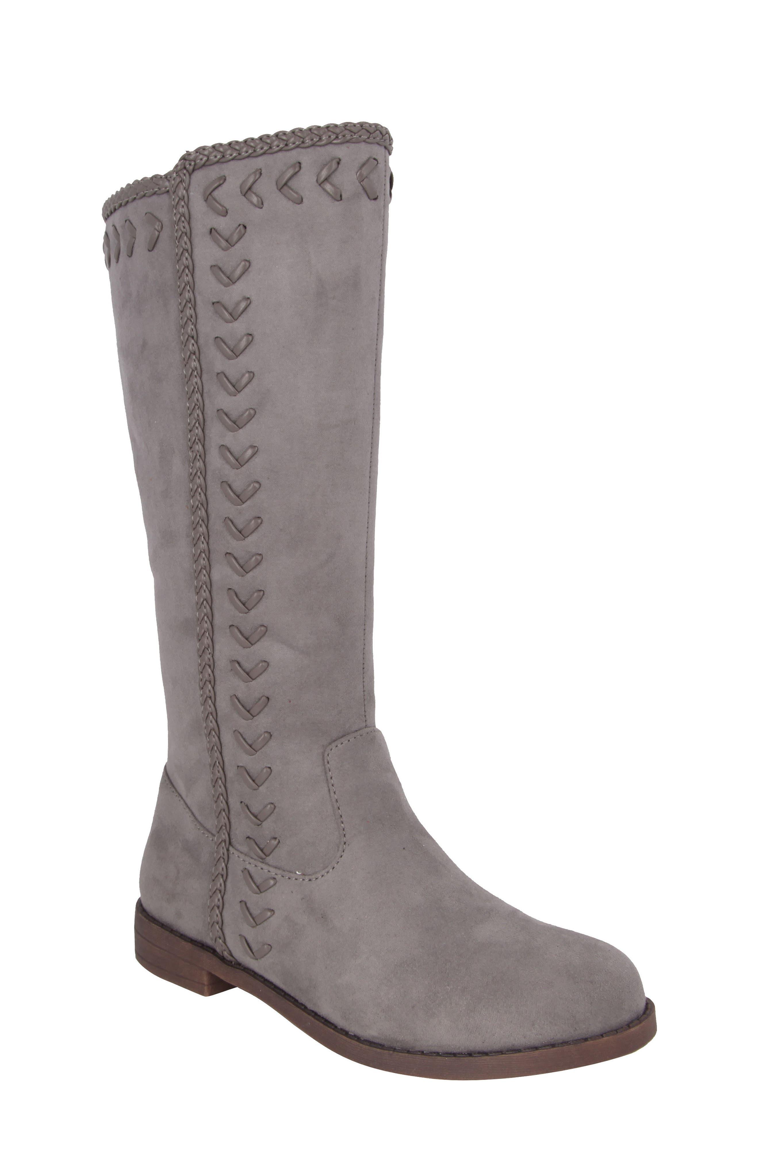NINA Zahra Tall Woven Boot