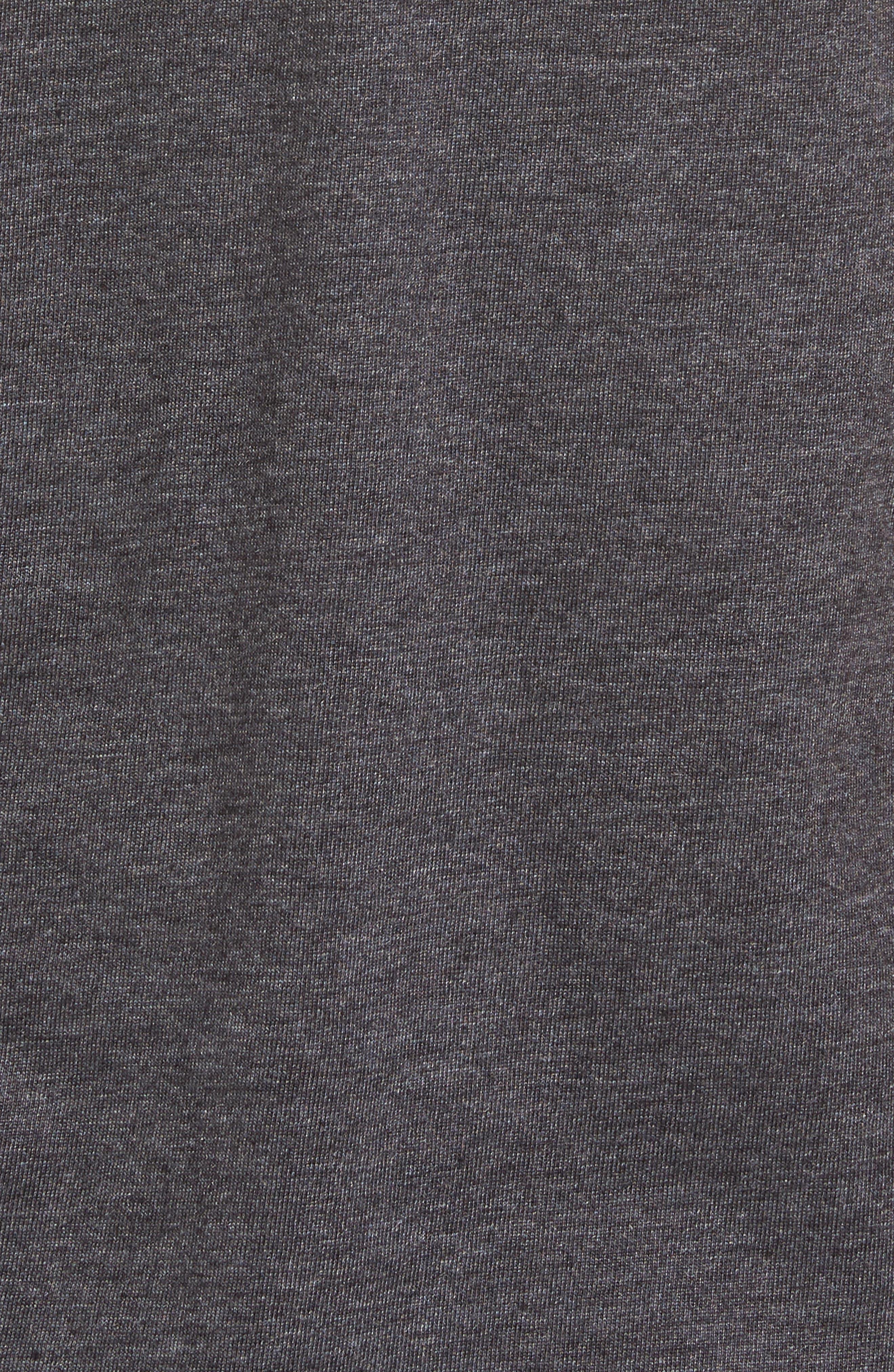 Las Olas T-Shirt,                             Alternate thumbnail 5, color,                             Black