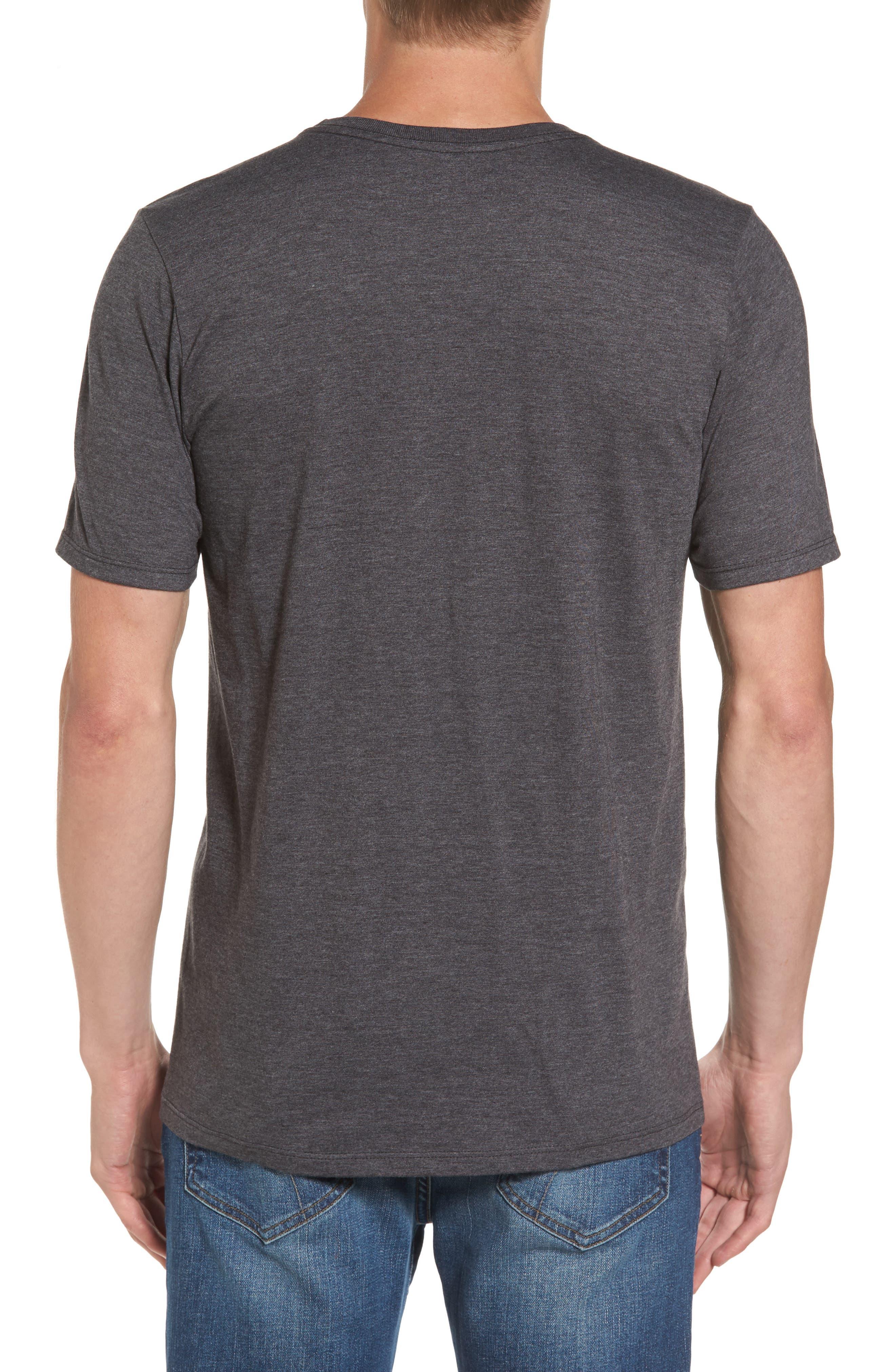 Las Olas T-Shirt,                             Alternate thumbnail 2, color,                             Black