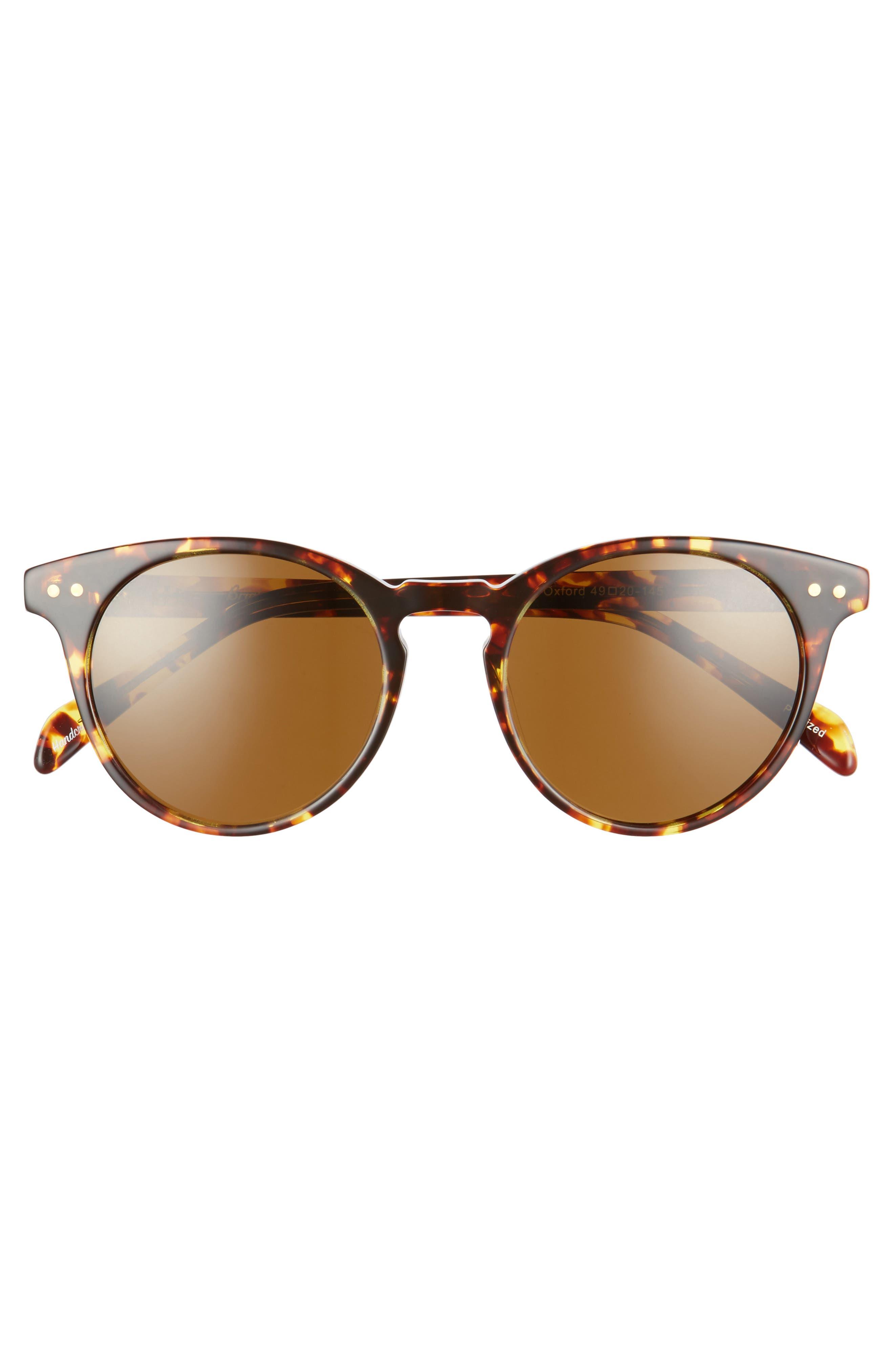 Alternate Image 3  - Brightside Oxford 49mm Polarized Sunglasses