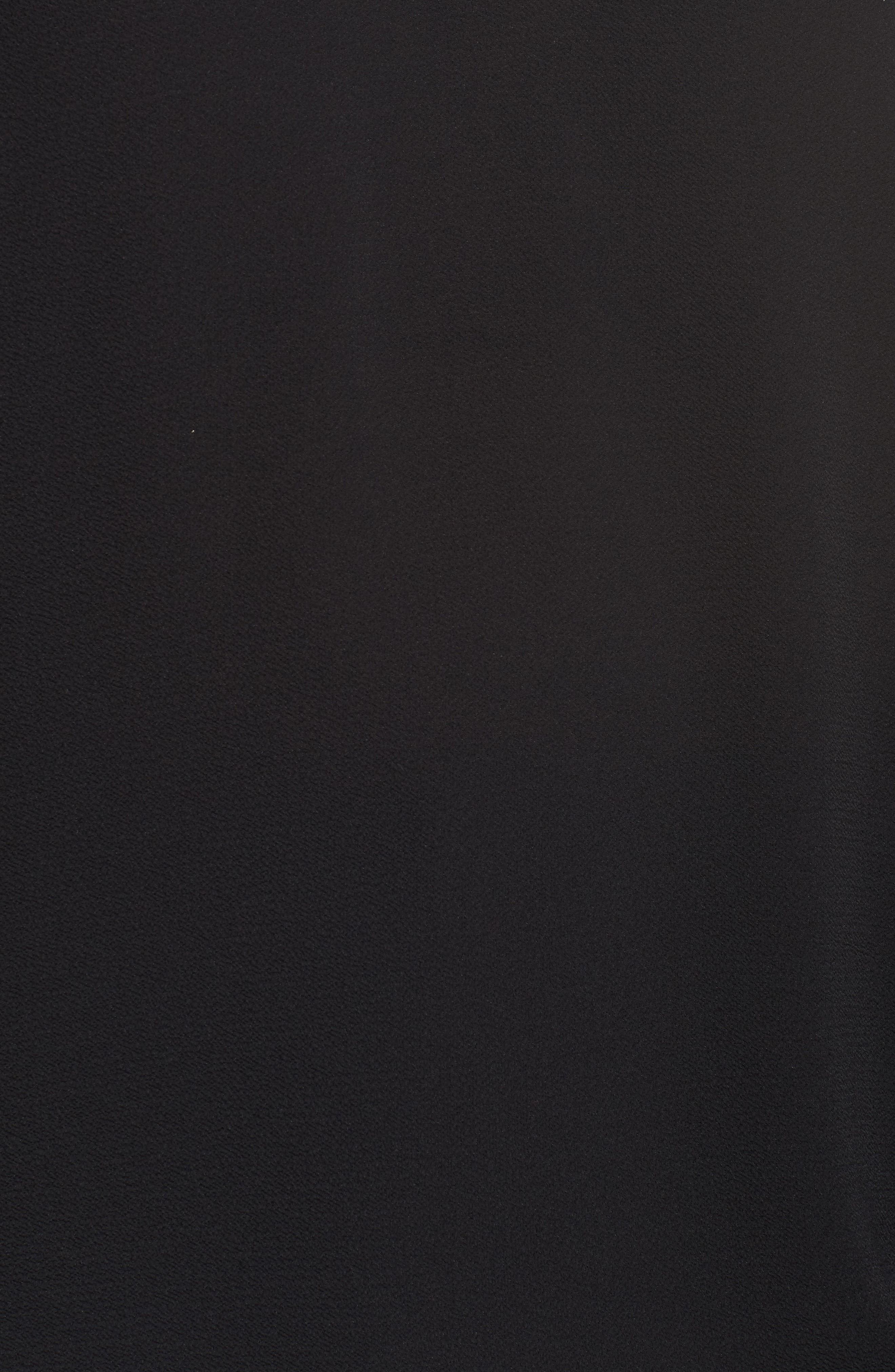 Bell Sleeve Tunic,                             Alternate thumbnail 5, color,                             Black
