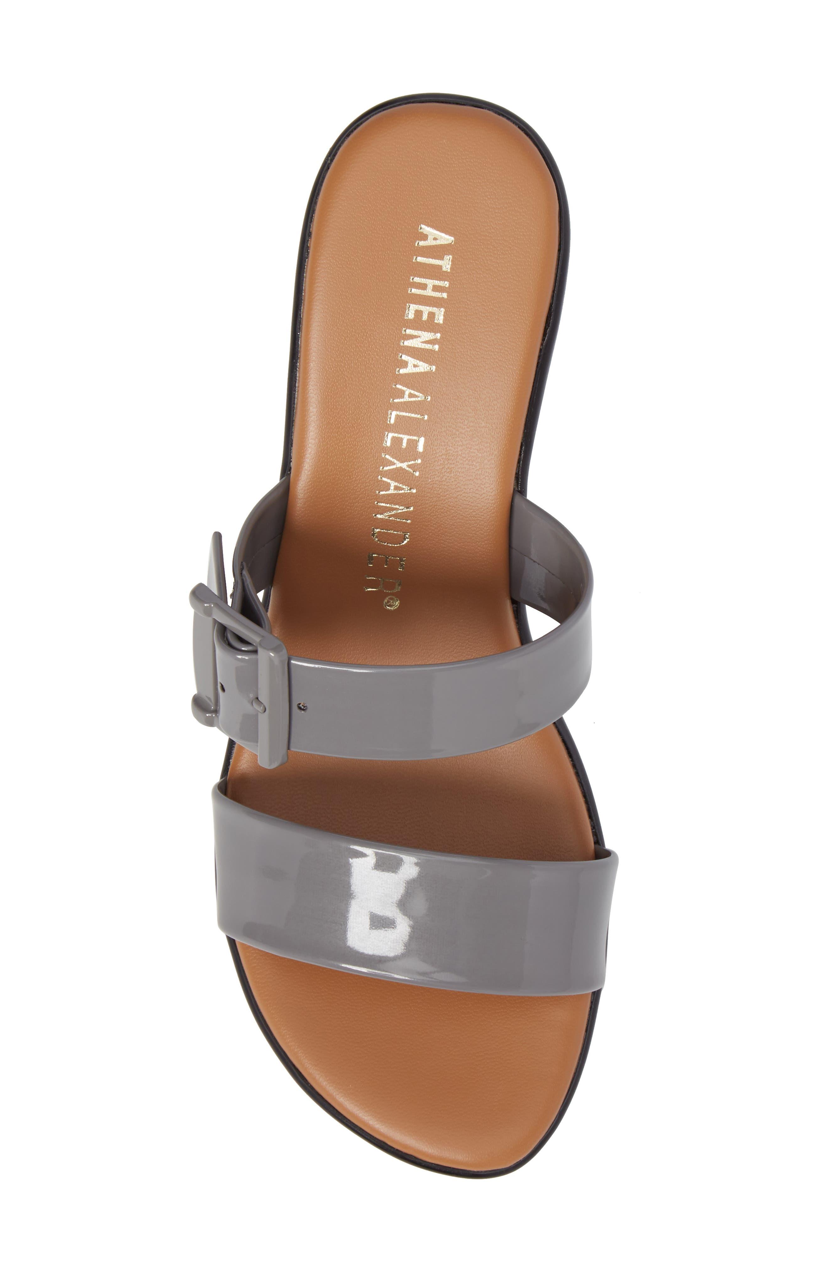 Alternate Image 5  - Athena Alexander Darlling Wedge Sandal (Women)