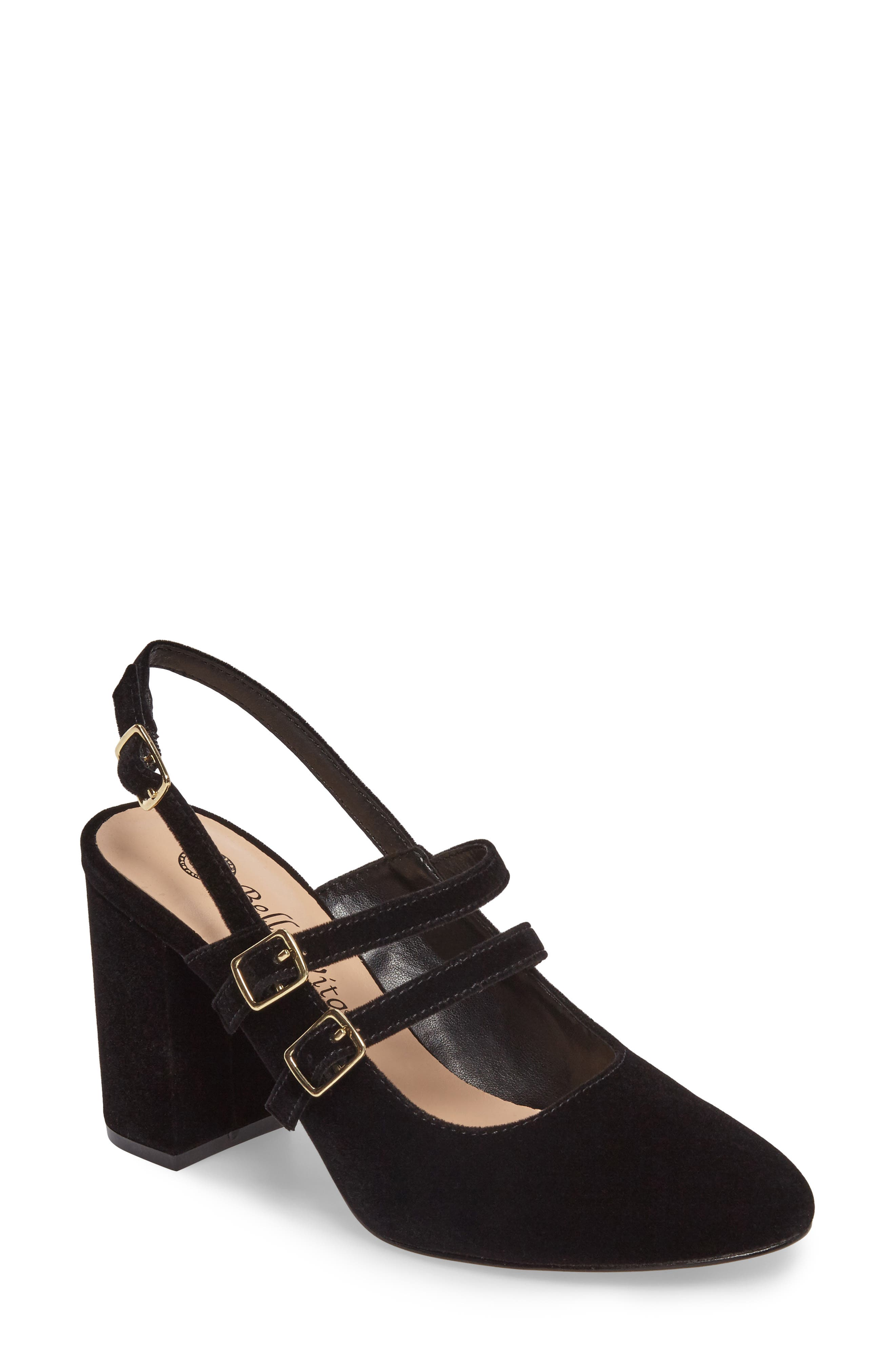 Bella Vita Nessa Slingback Mary Jane Pump (Women)
