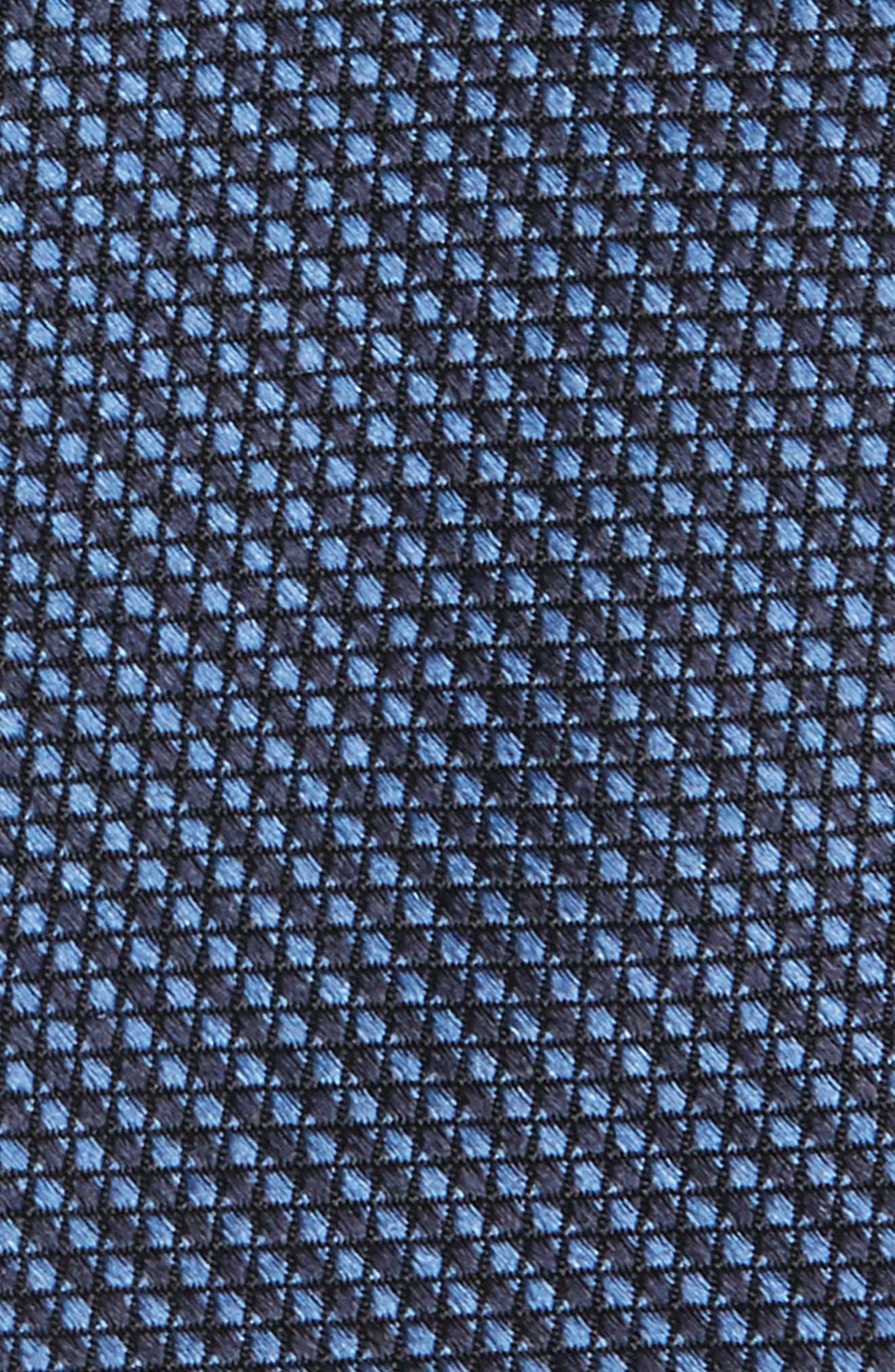 Alternate Image 2  - Ted Baker London Solid Skinny Silk Tie