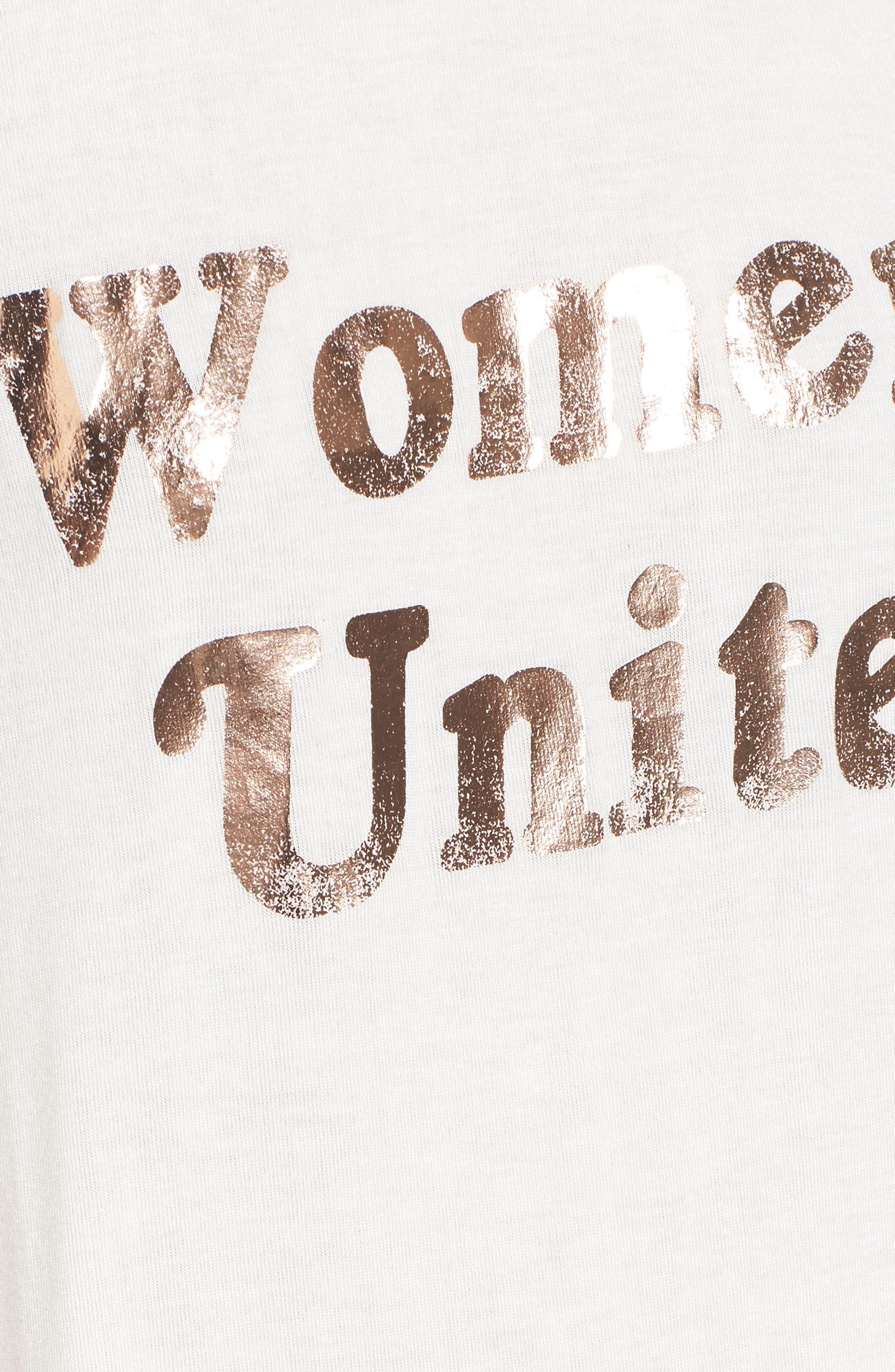 Alternate Image 5  - Daydreamer Women Unite Graphic Tee