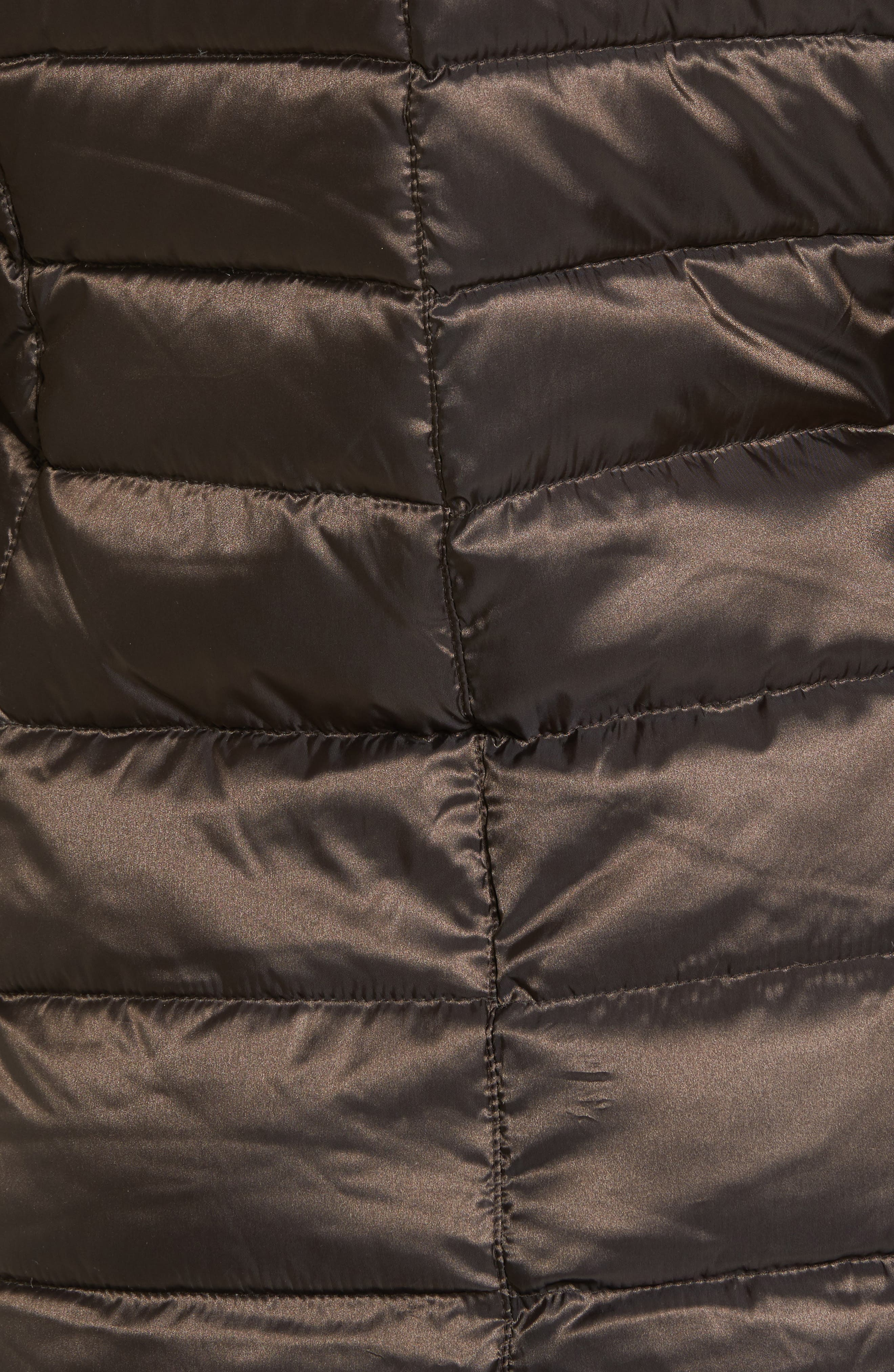 Alternate Image 5  - Vince Camuto Packable Down Jacket