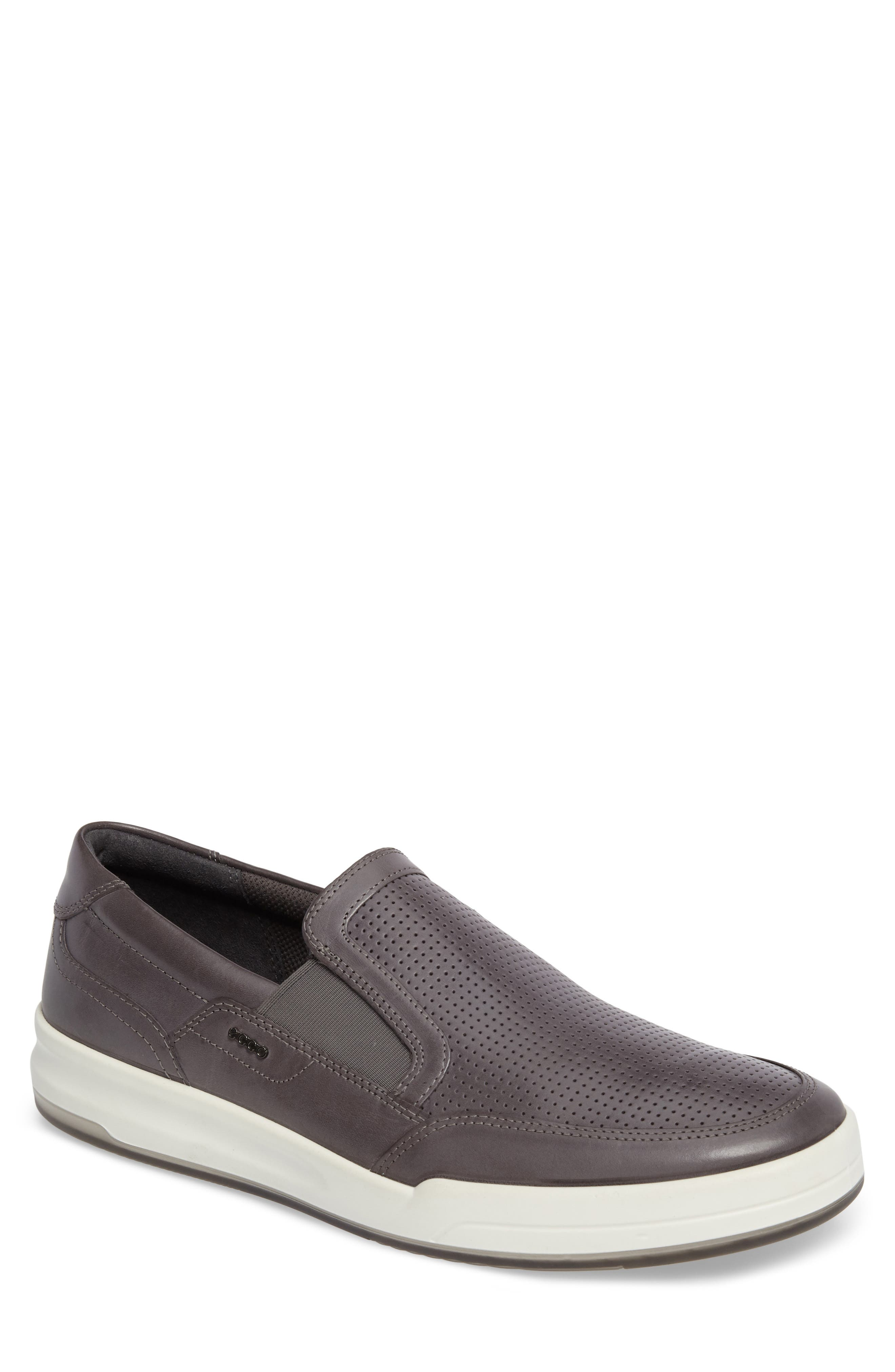 Alternate Image 1 Selected - ECCO 'Jack' Slip-On (Men)