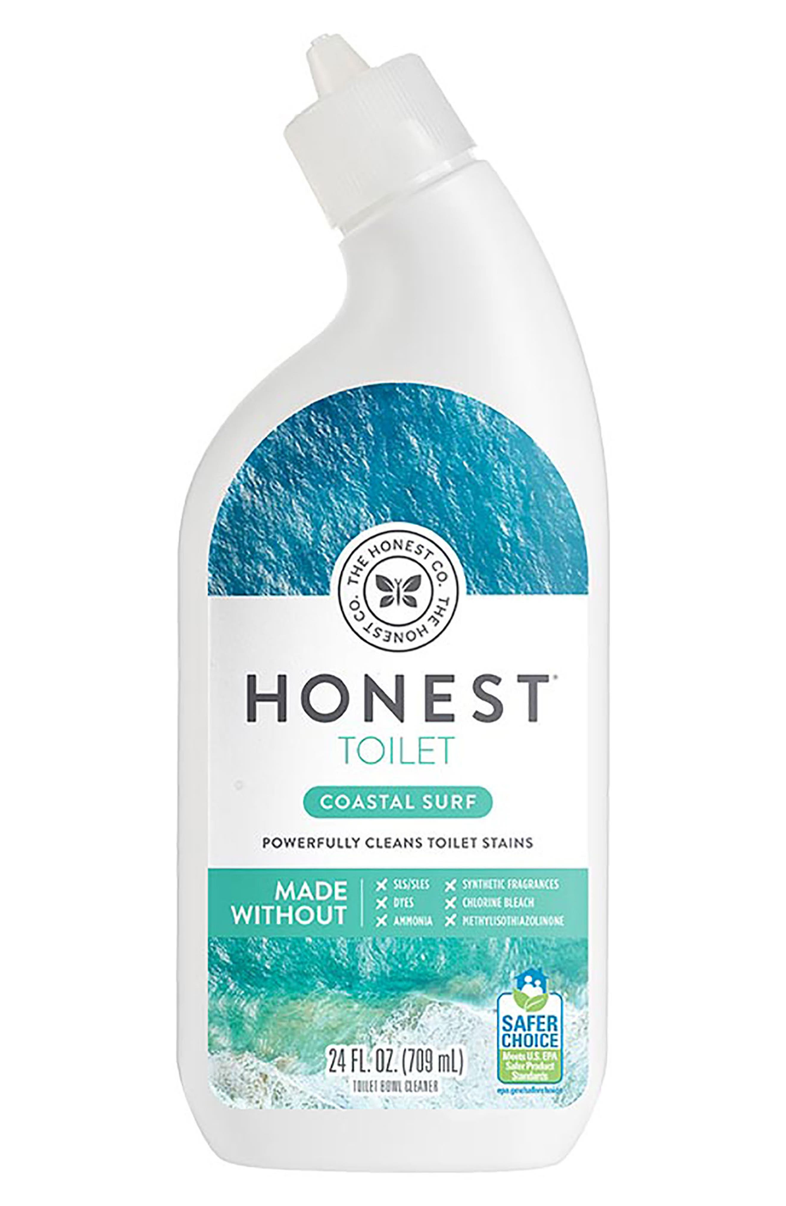 The Honest Company Coastal Surf Toilet Cleaner