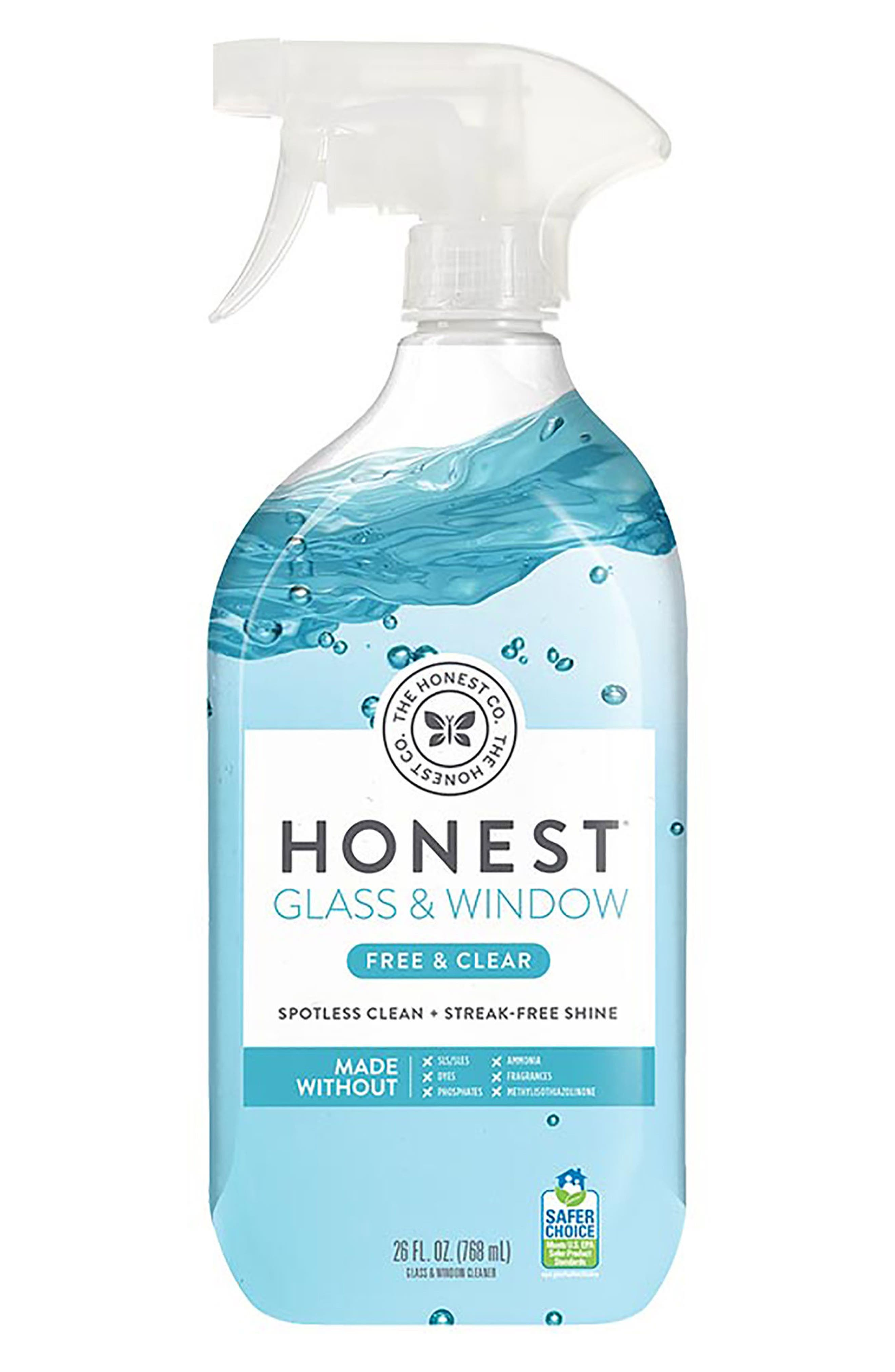 The Honest Company Free & Clear Glass & Window Cleaner