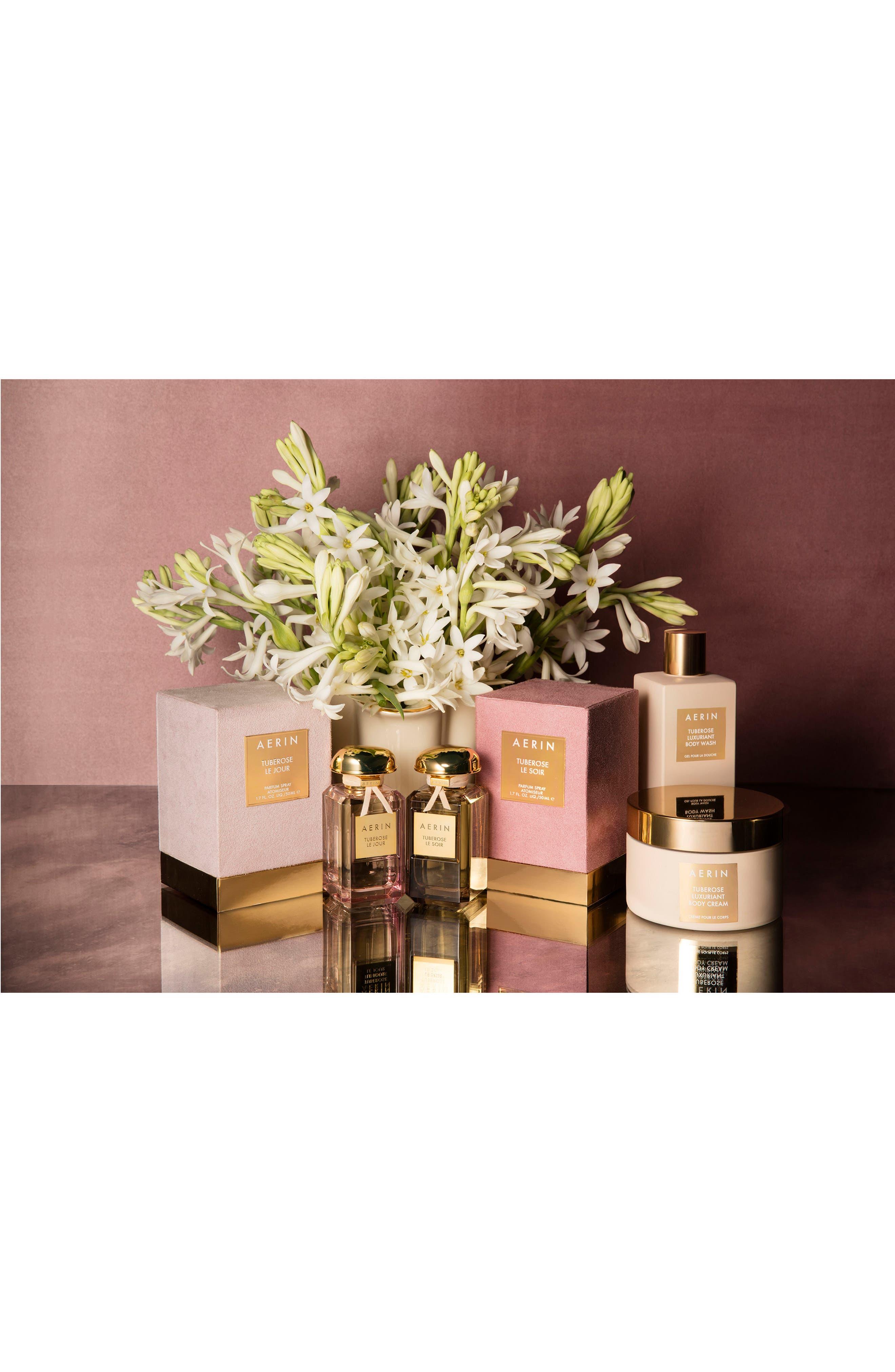 AERIN Beauty Tuberose Le Jour Parfum,                             Alternate thumbnail 8, color,                             No Color