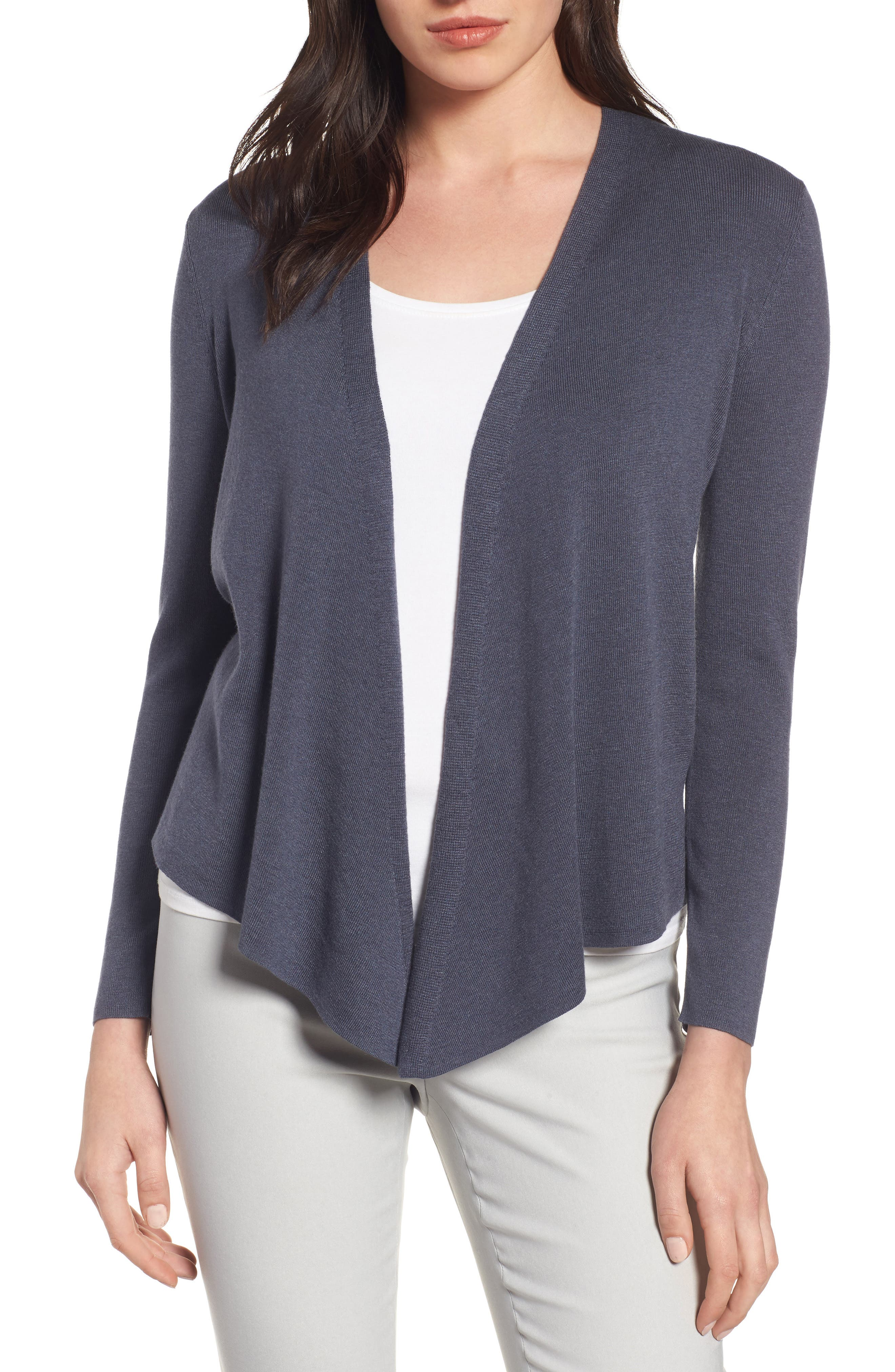 NIC+ZOE 4-Way Convertible Cardigan (Regular & Petite)