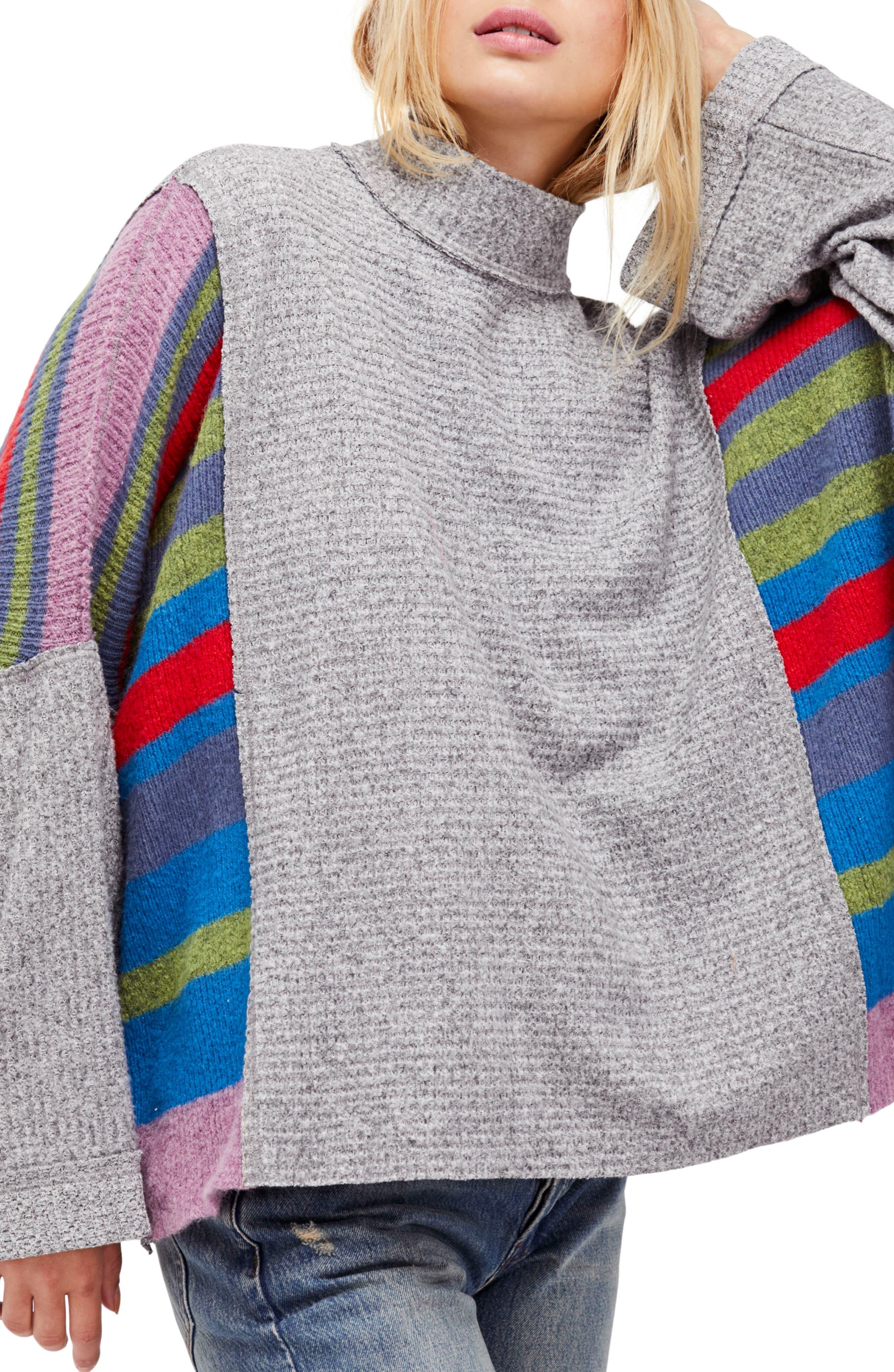 Free People Susie Swit Bell Sleeve Sweater