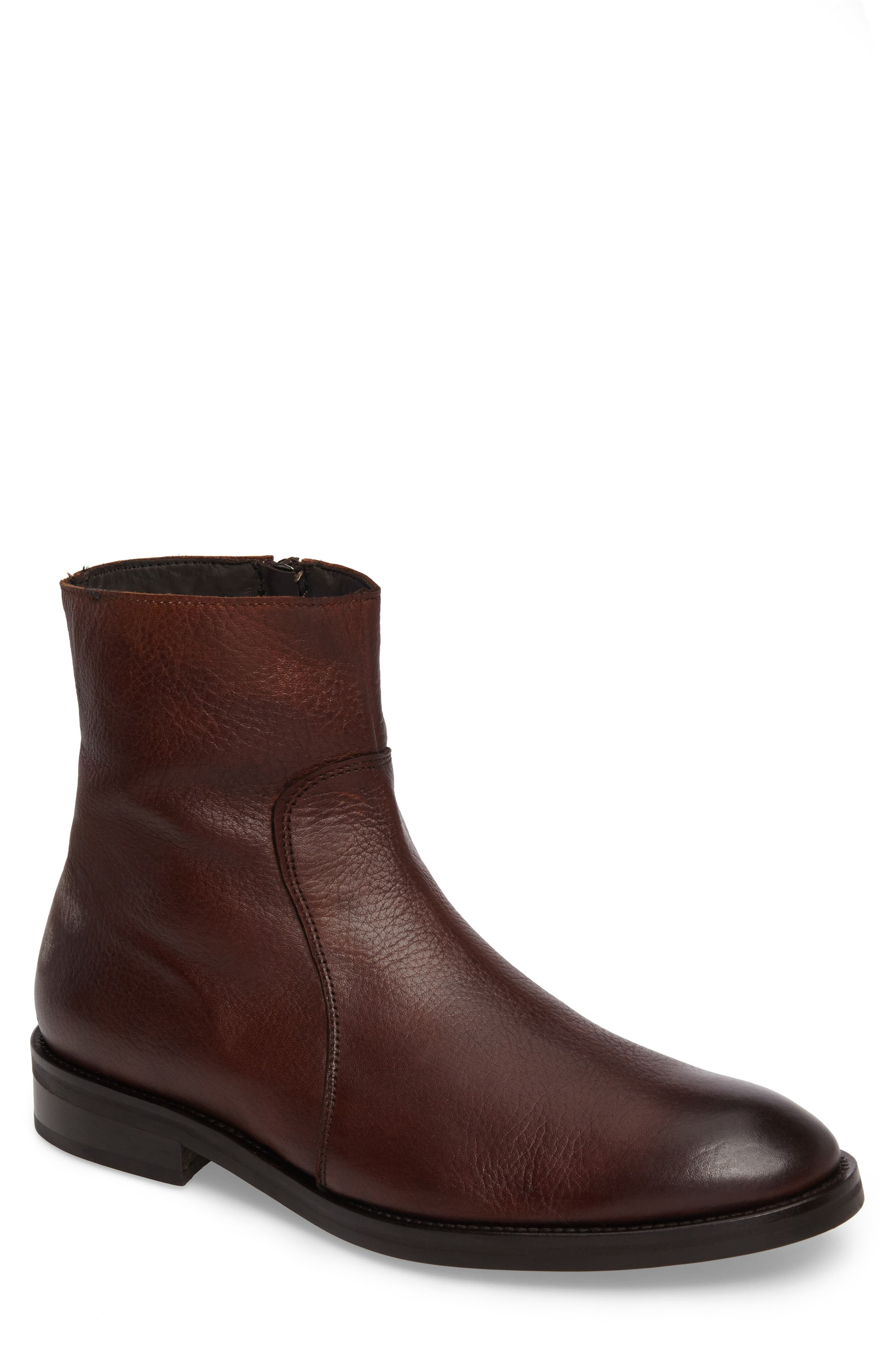 york boots. to boot new york commodore zip (men) boots