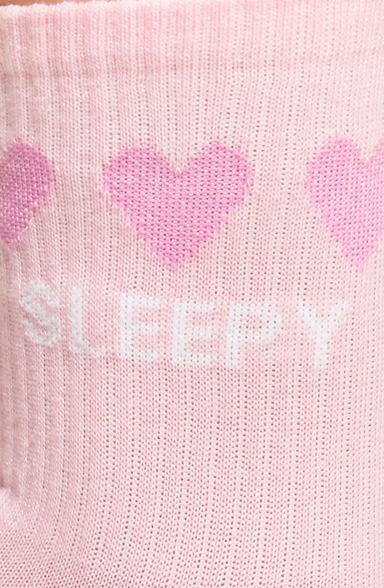 Alternate Image 2  - Yeah Bunny Sleepy Socks