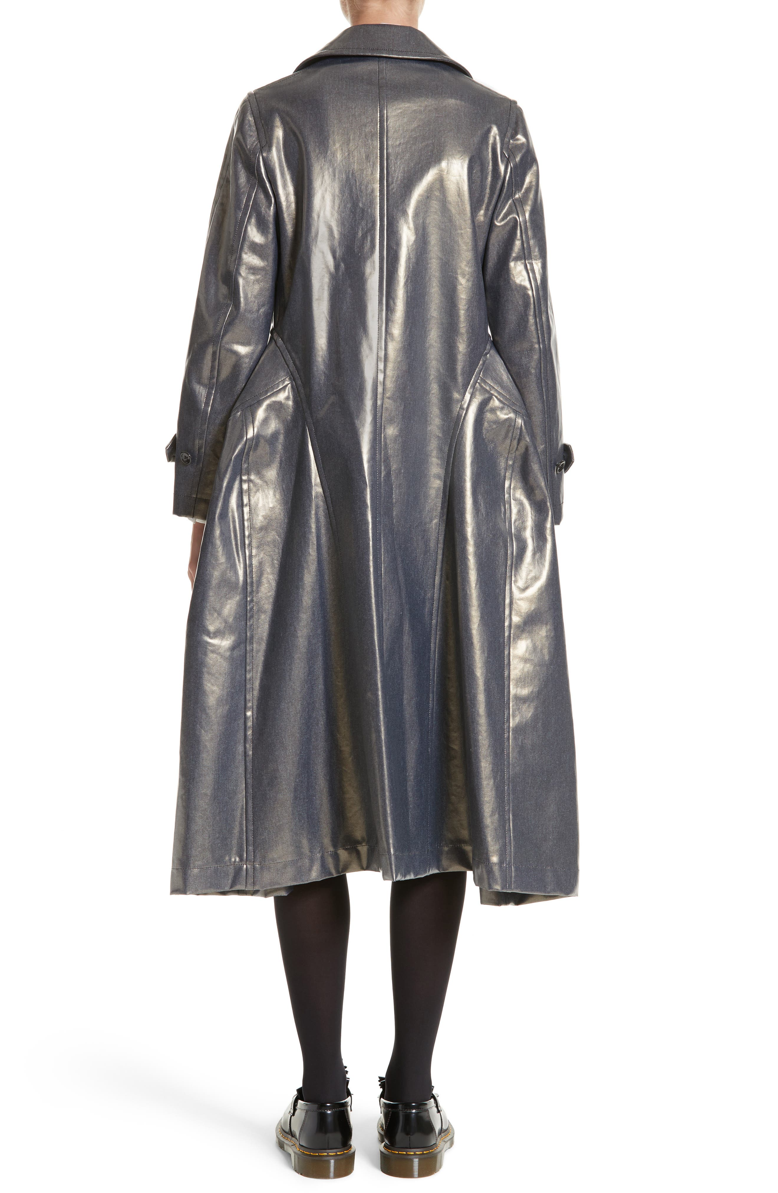Alternate Image 2  - Comme des Garçons Double Breasted Coat