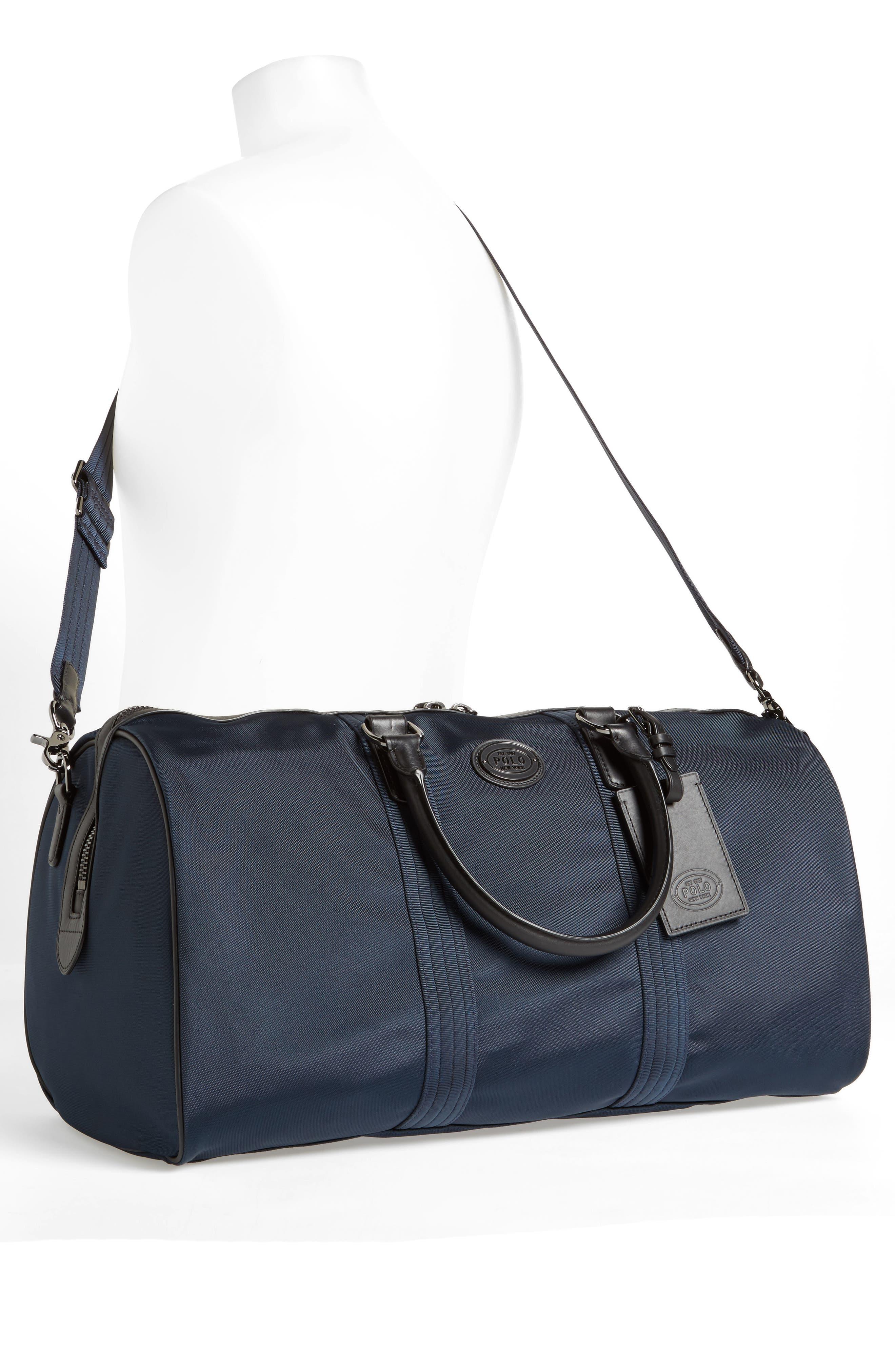 Alternate Image 2  - Polo Ralph Lauren Thompson Duffel Bag