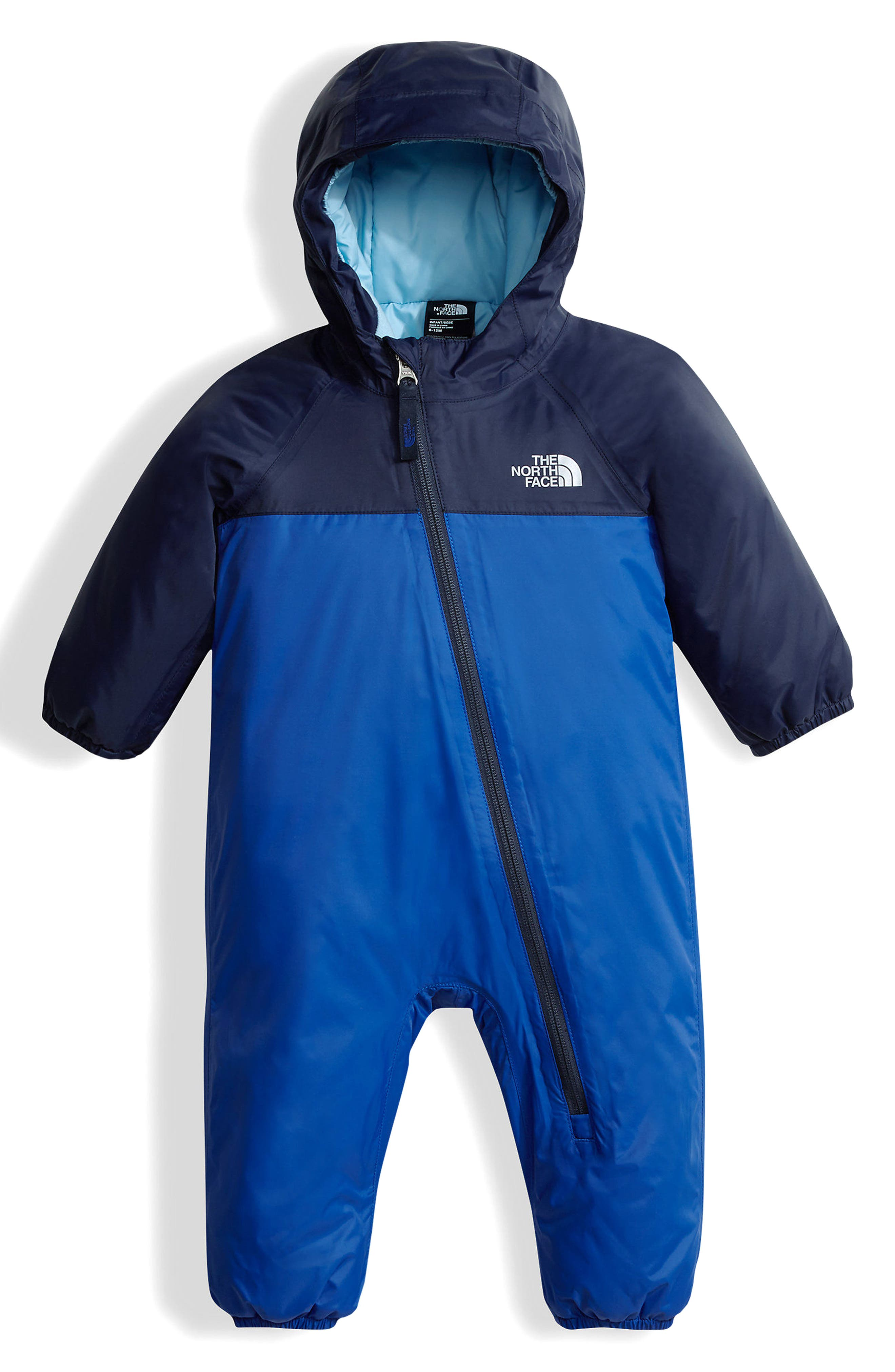 The North Face Tailout TriClimate® 3-in-1 One-Piece Rain Suit (Baby Boys)