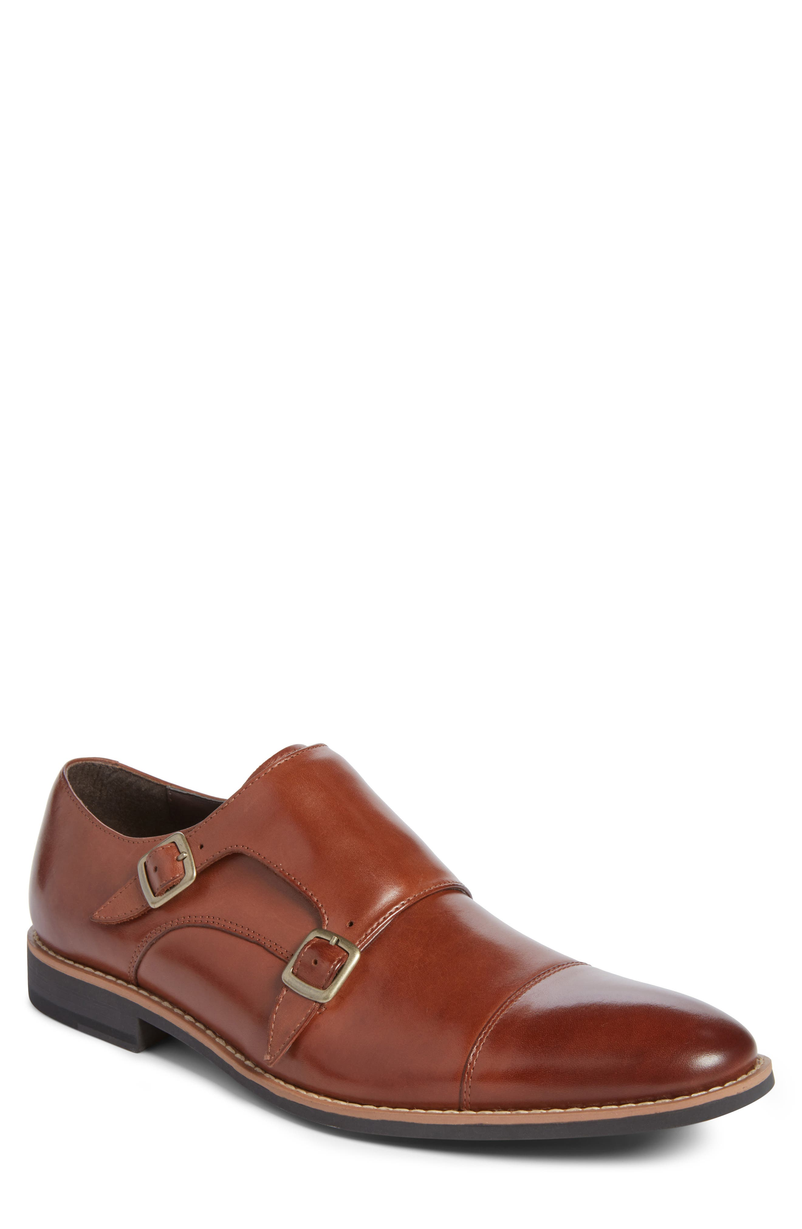 Alternate Image 1 Selected - The Rail Torance Double Monk Strap Shoe (Men)