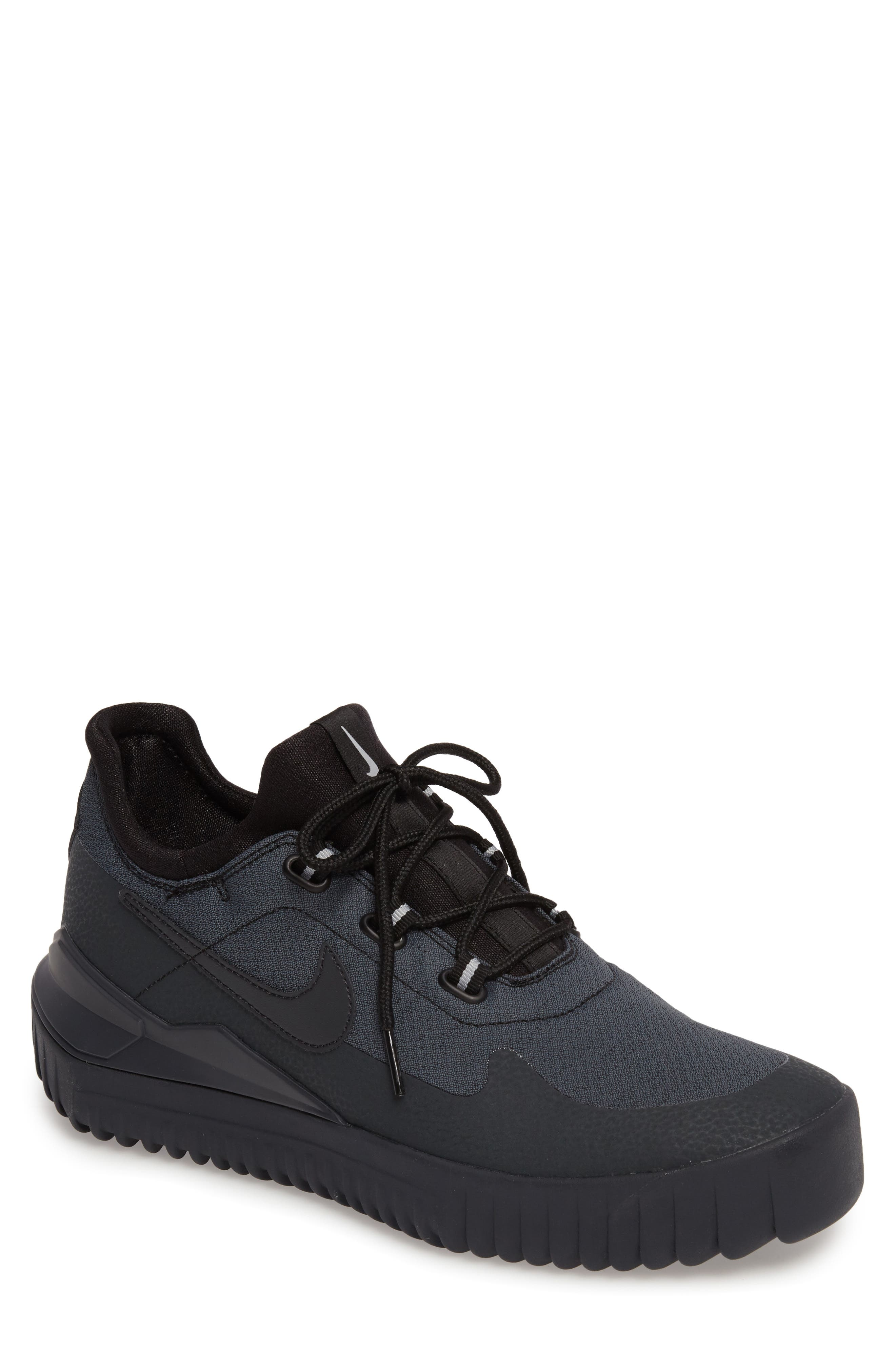Air Wild Sneaker,                         Main,                         color, Black/ Anthracite/ Grey