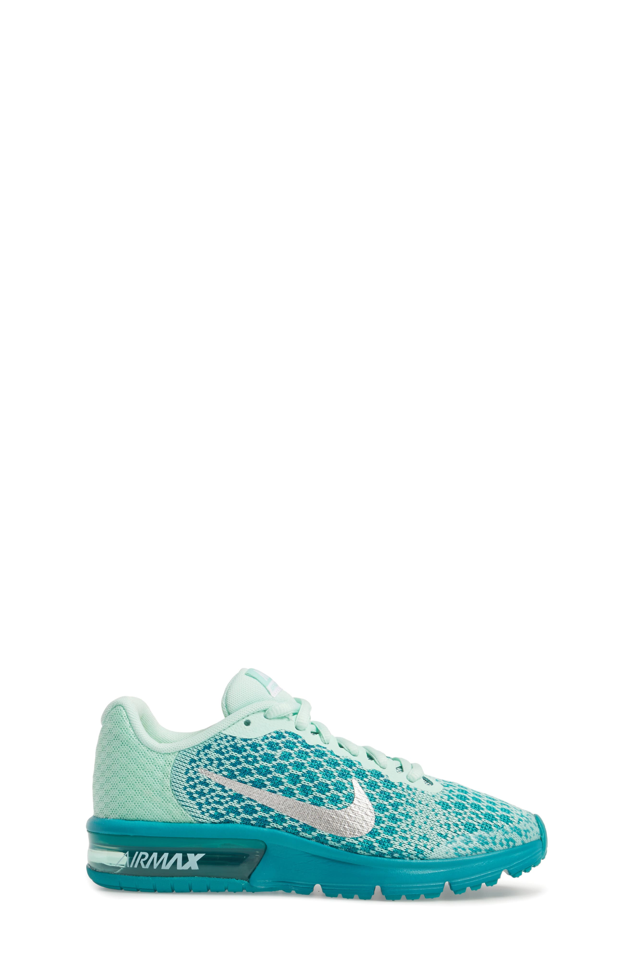 Alternate Image 3  - Nike Air Max Sequent 2 Sneaker (Big Kid)