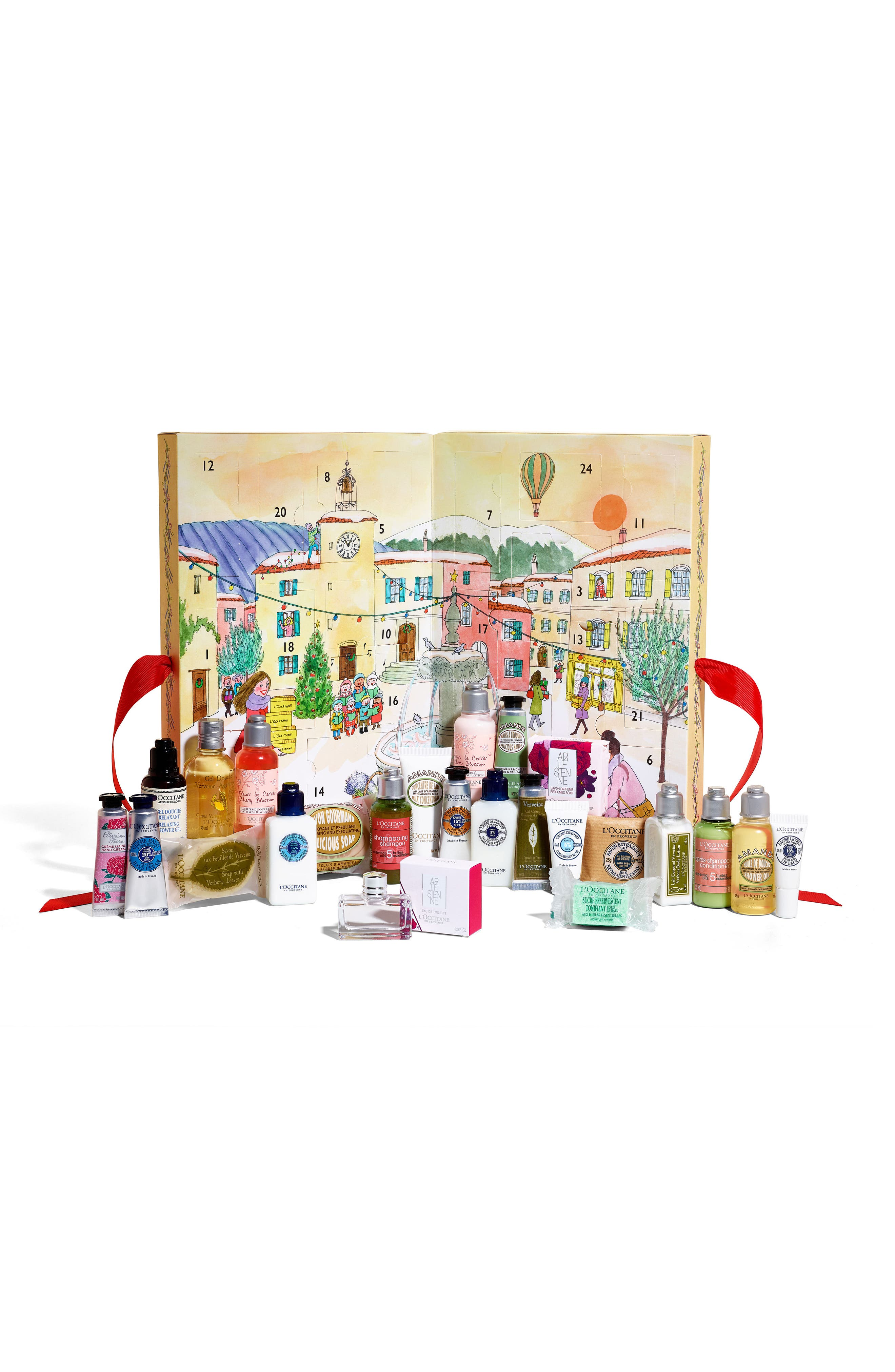 Main Image - L'Occitane Advent Calendar Collection ($103.50 Value)