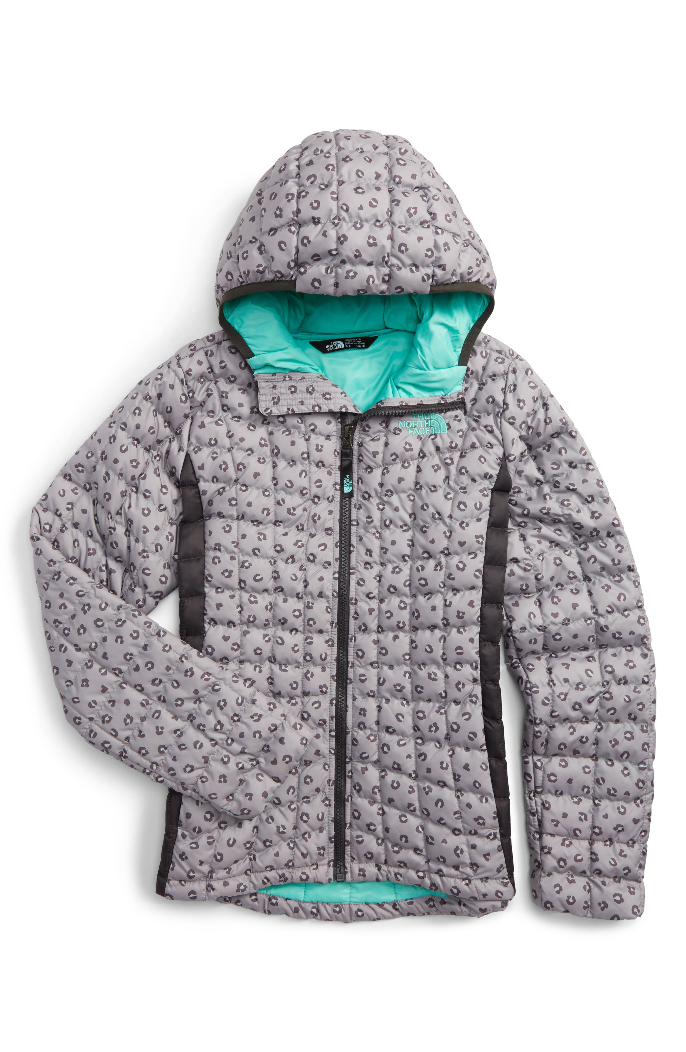 THE NORTH FACE ThermoBall<sup>™</sup> PrimaLoft<sup>®</sup> Hooded Jacket