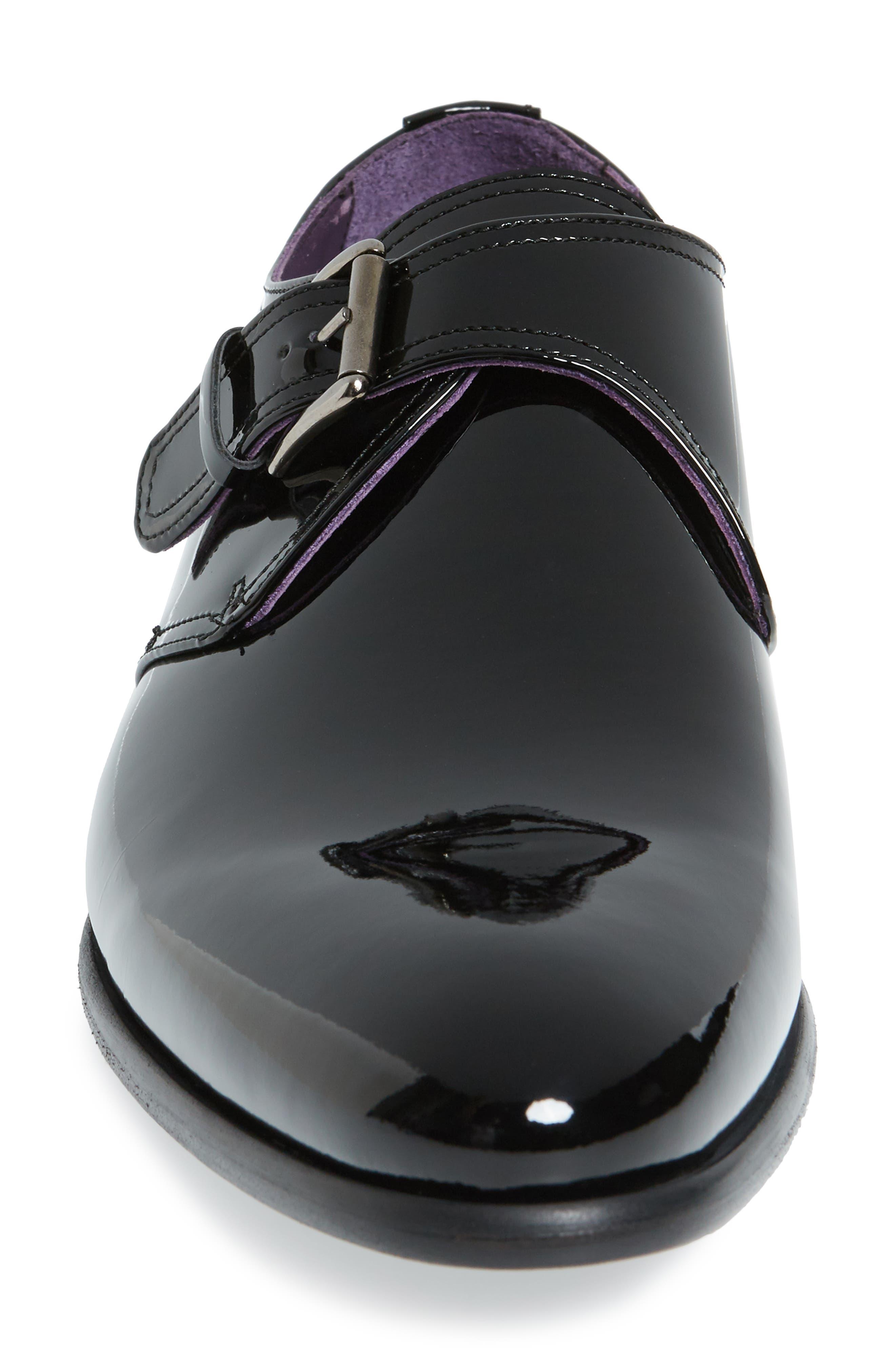 Alternate Image 5  - To Boot New York Emmett Monk Strap Shoe (Men)