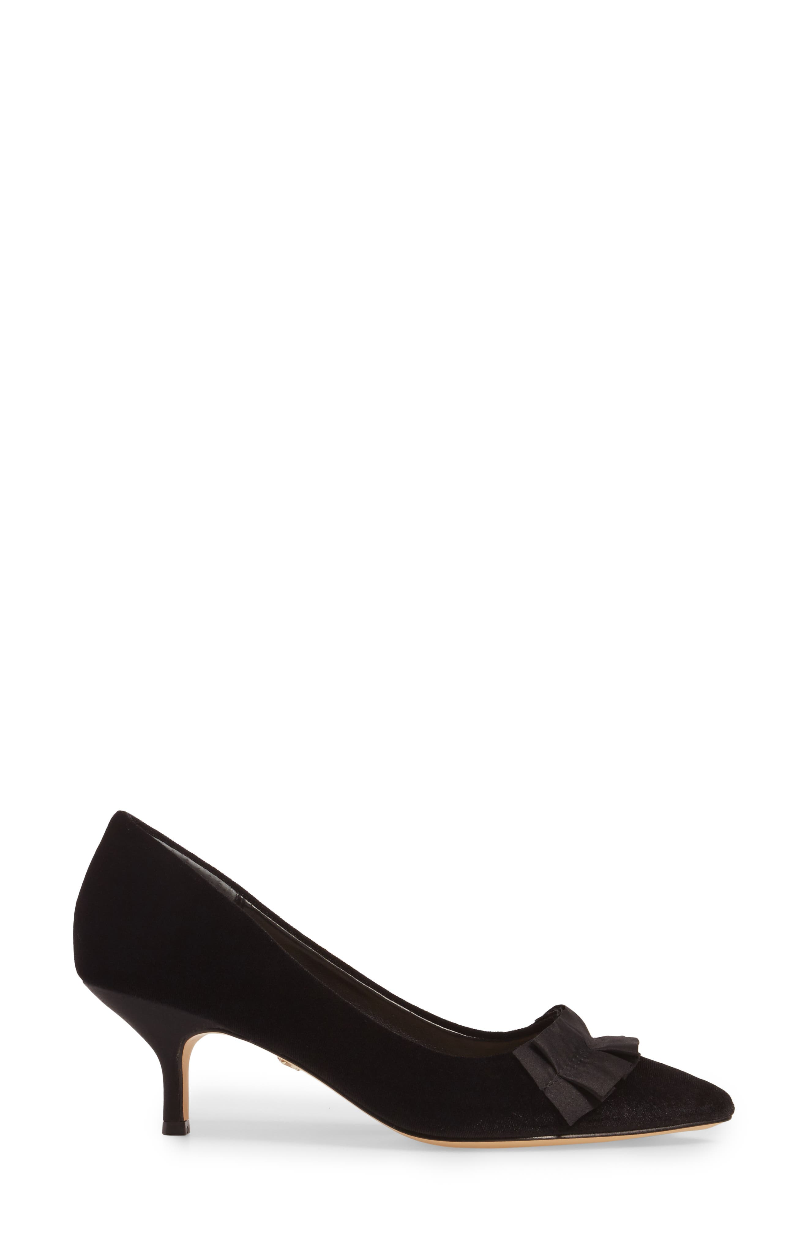 Alternate Image 3  - Nina Thea Pointy Toe Pump (Women)