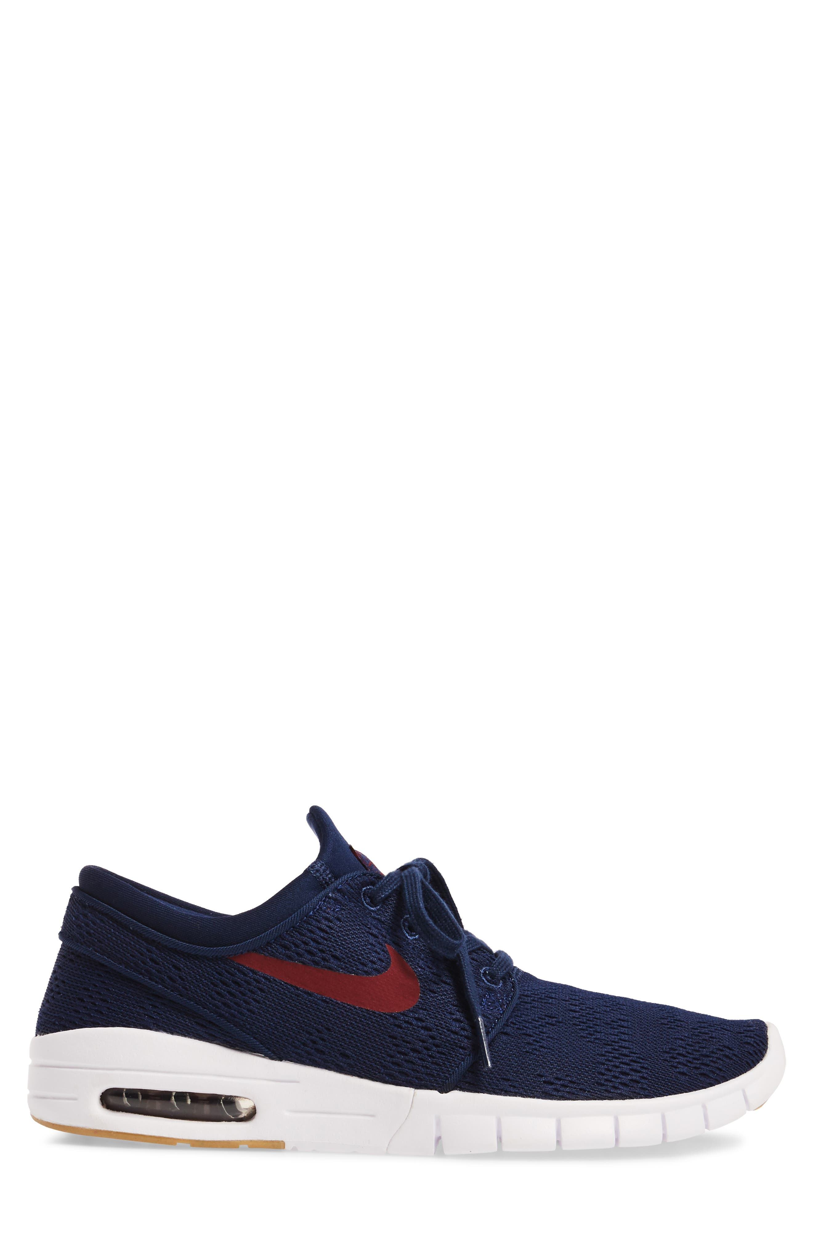 Alternate Image 3  - Nike 'Stefan Janoski - Max SB' Skate Shoe (Men)