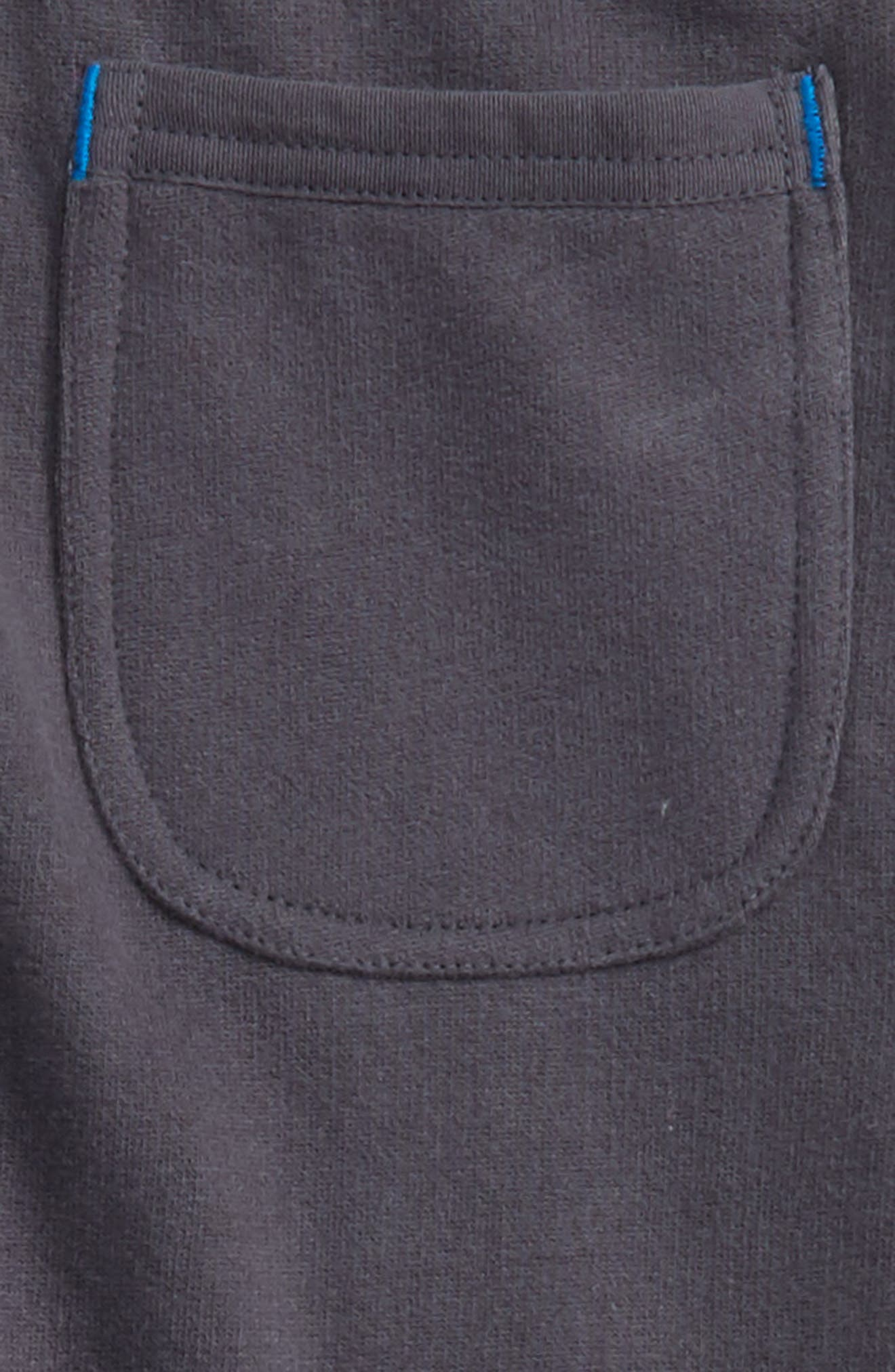 Alternate Image 3  - Mini Boden Warrior Knee Sweatpants (Toddler Boys, Little Boys & Big Boys)