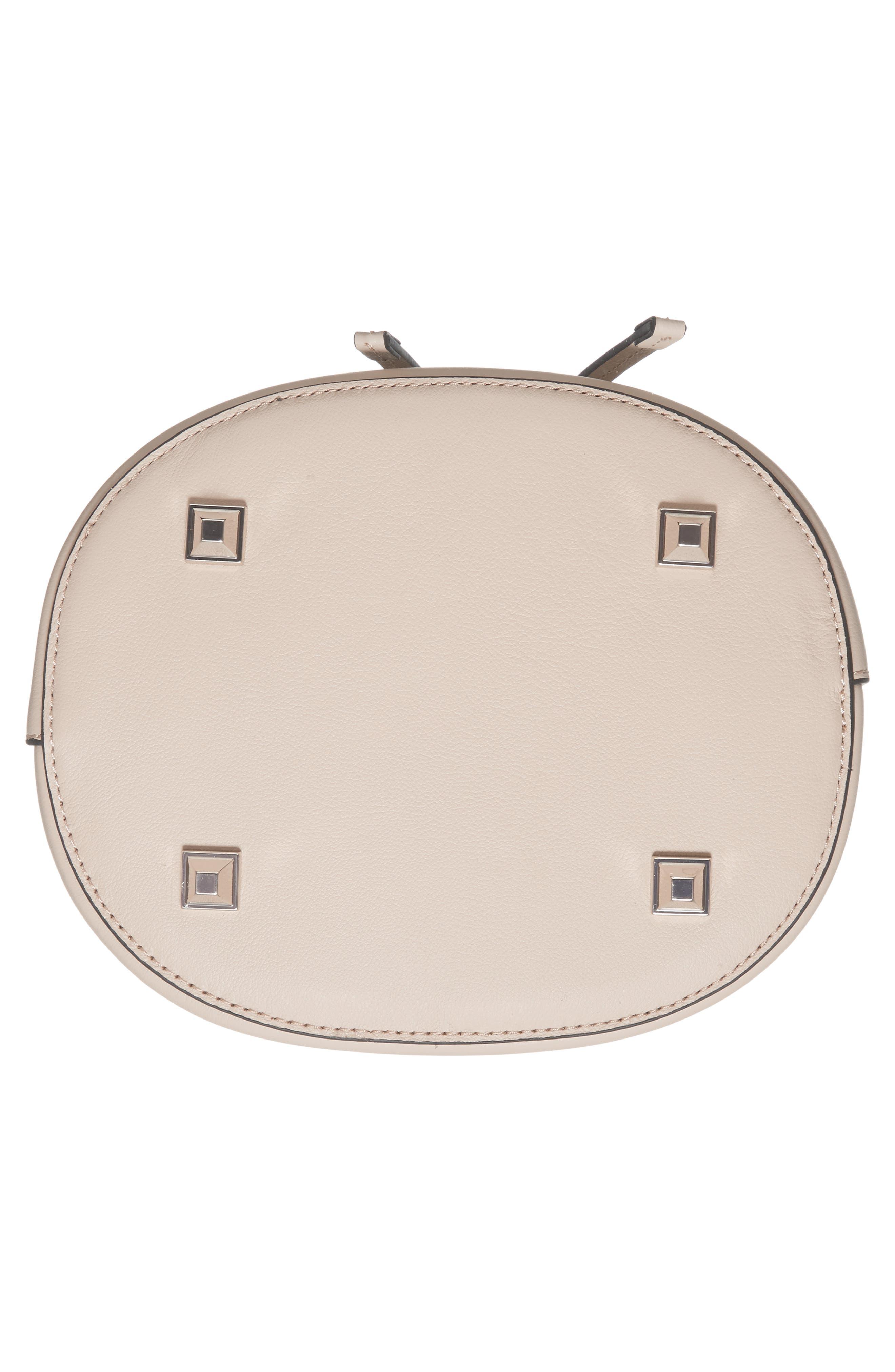 Alternate Image 5  - KENDALL + KYLIE Mini Ladie Bucket Bag