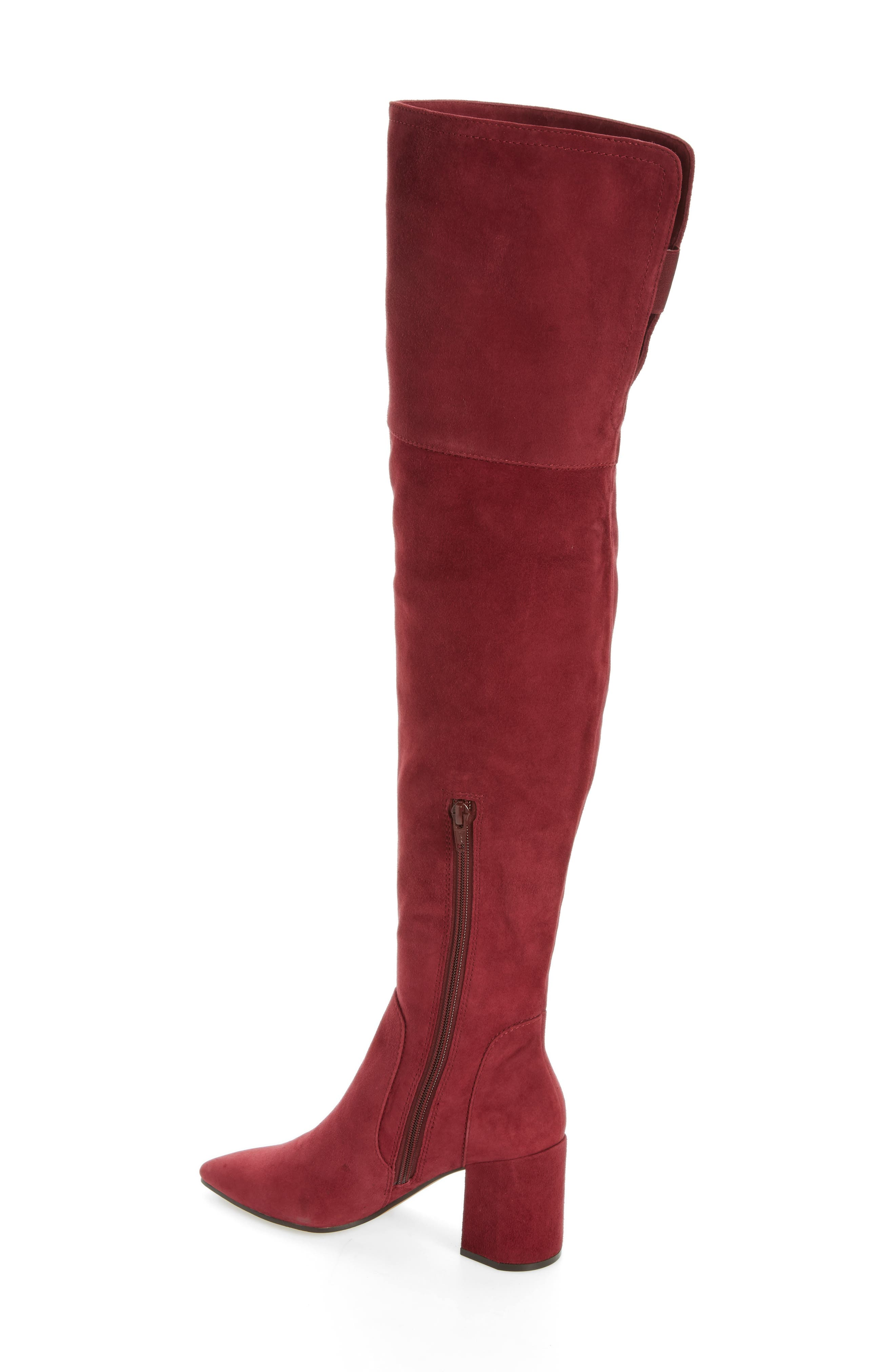 Alternate Image 2  - Linea Paolo Bella Over the Knee Boot (Women)