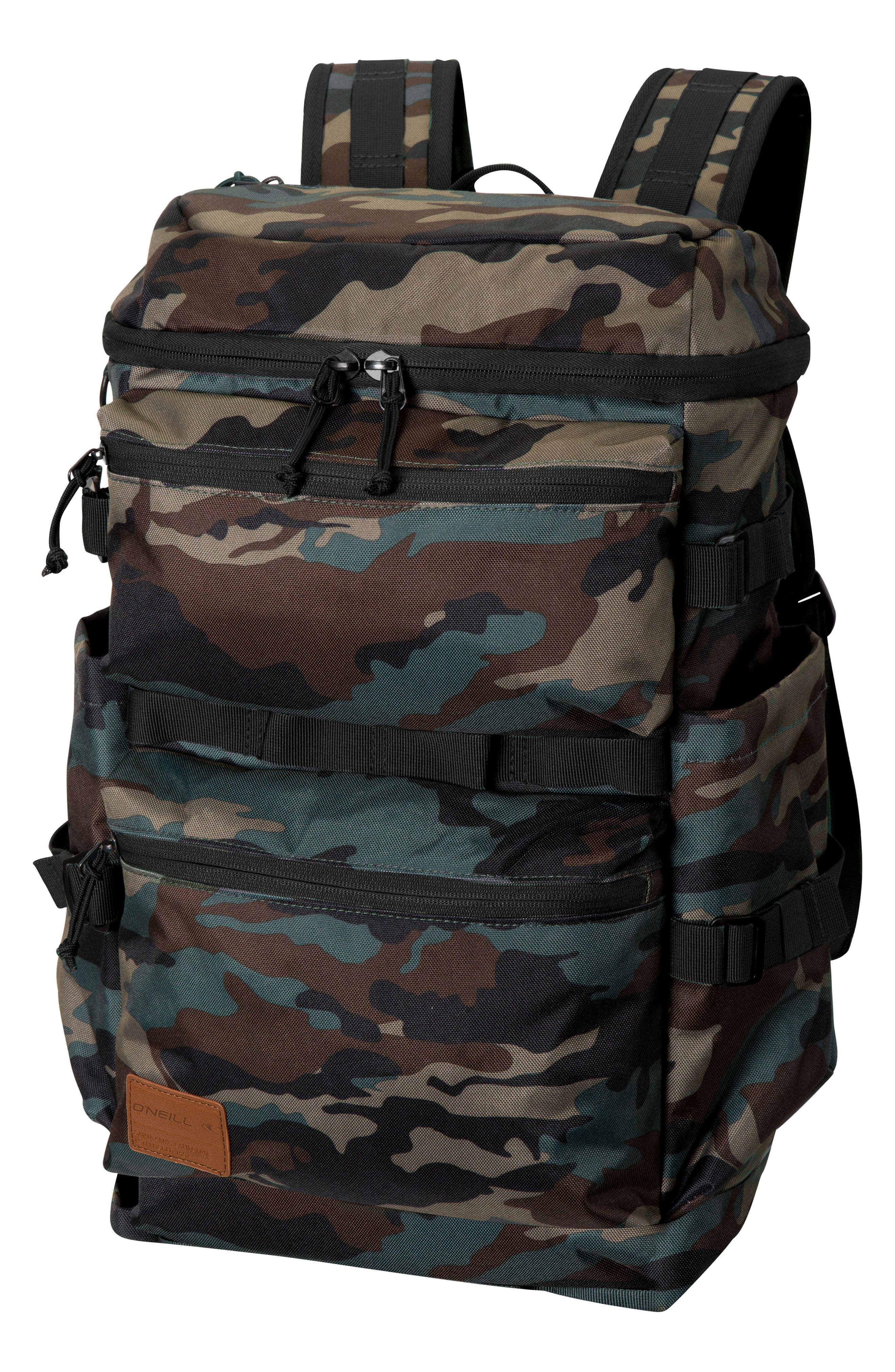 Hammond Backpack,                         Main,                         color, Camo