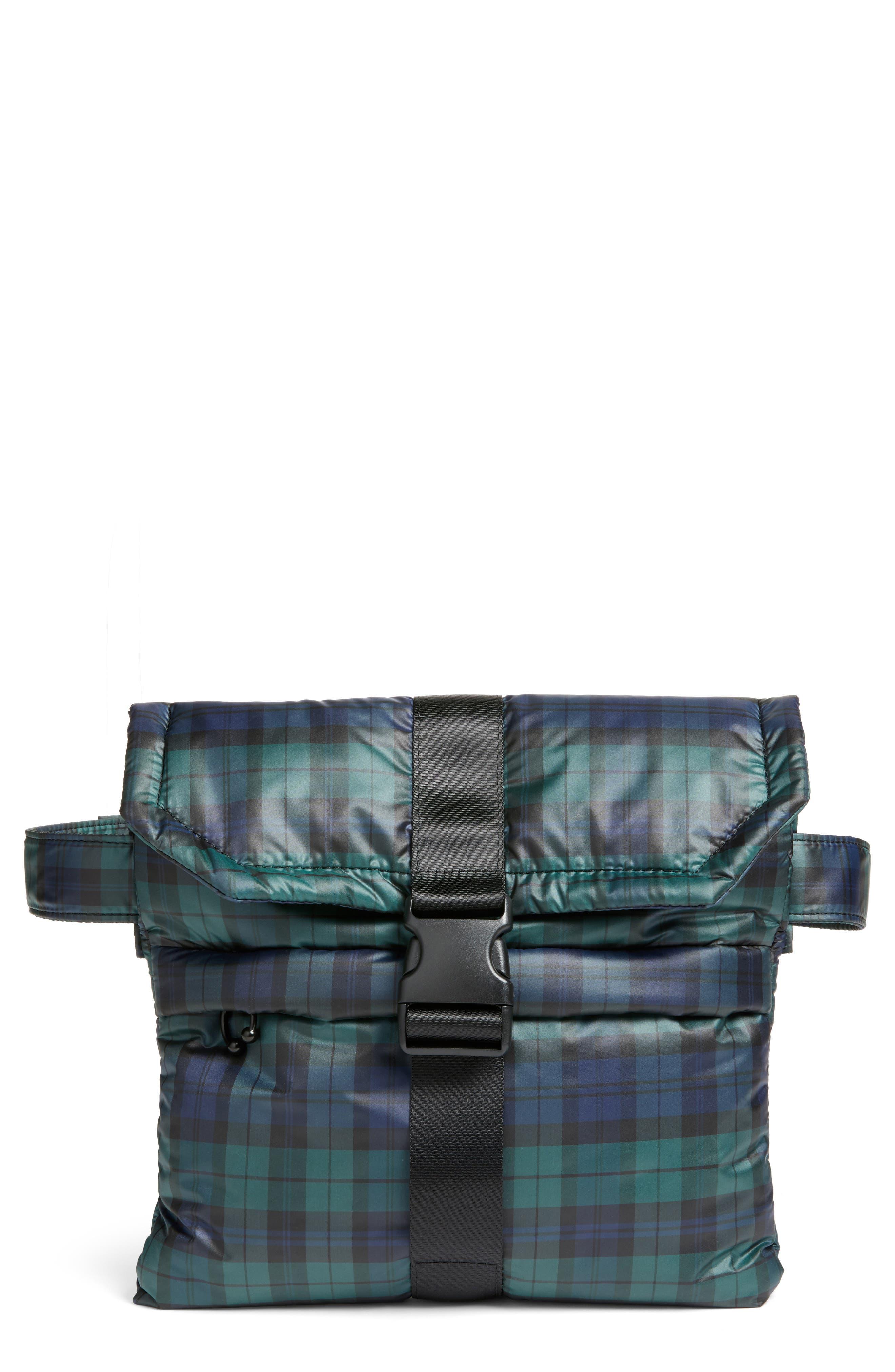 FENTY PUMA by Rihanna Messenger Bag,                         Main,                         color, Evening Blue