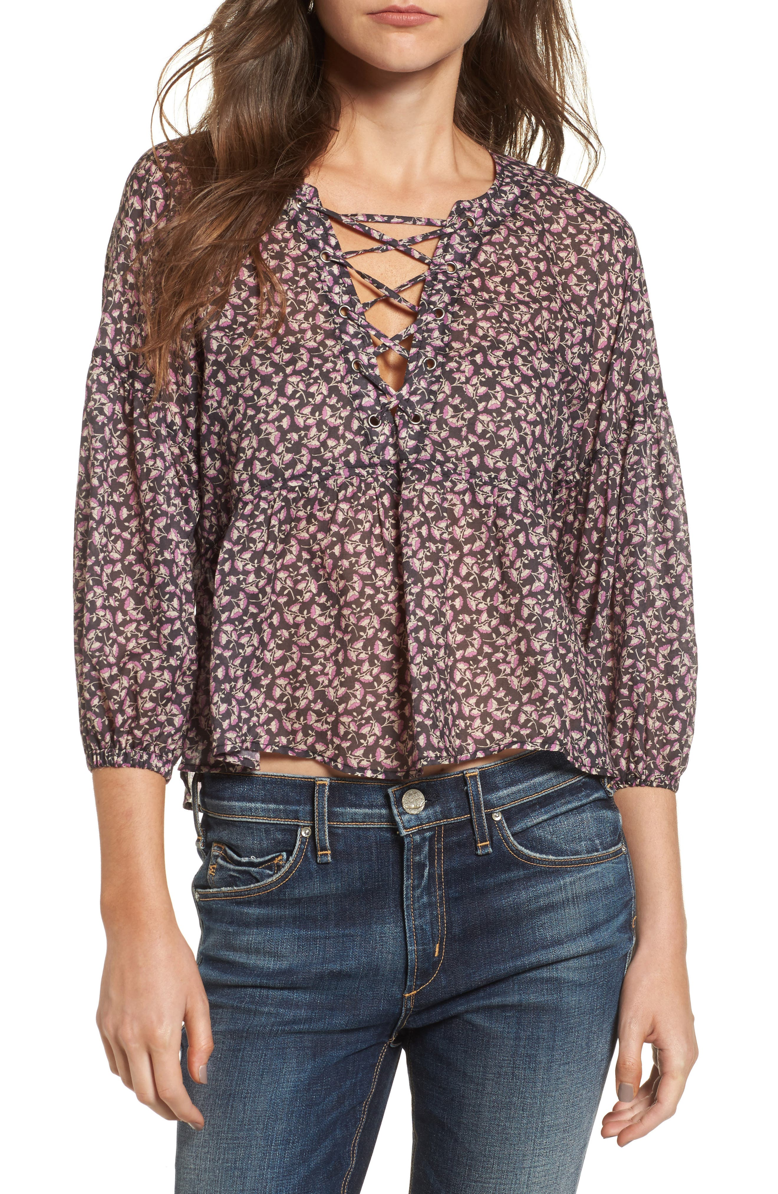 McGuire Lalo Woven Top