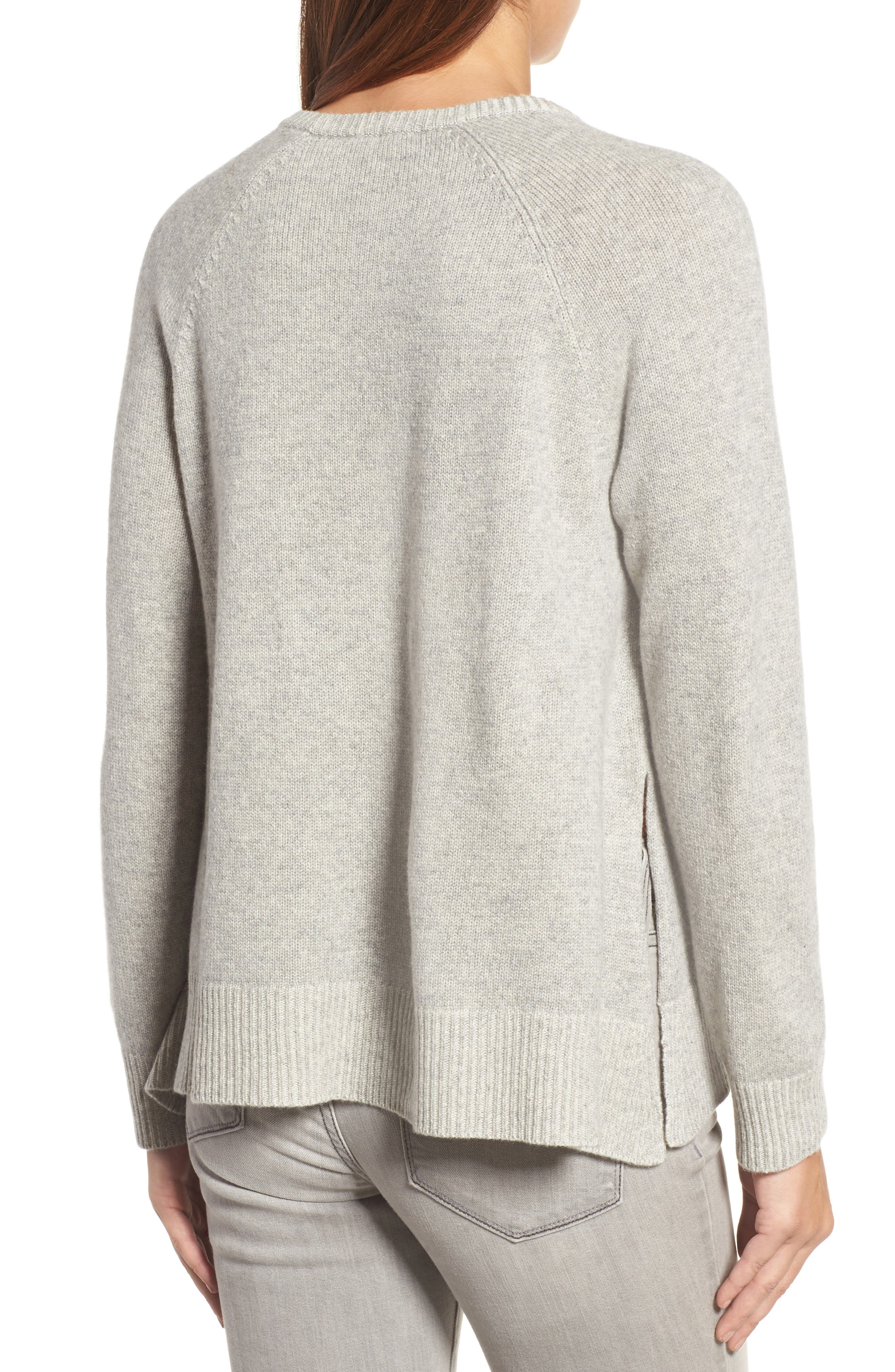 Alternate Image 2  - Eileen Fisher Cashmere Blend Sweater