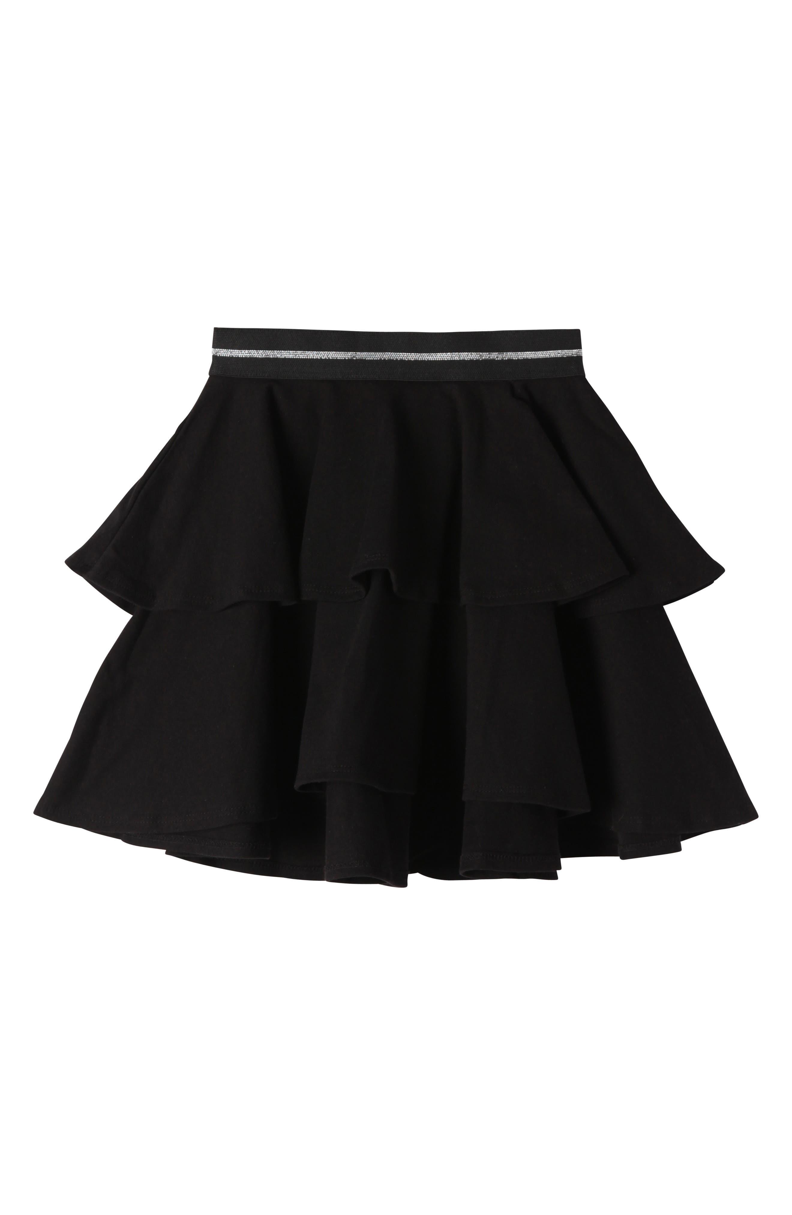 Art & Eden Sadie Tiered Skirt (Toddler Girls & Little Girls)