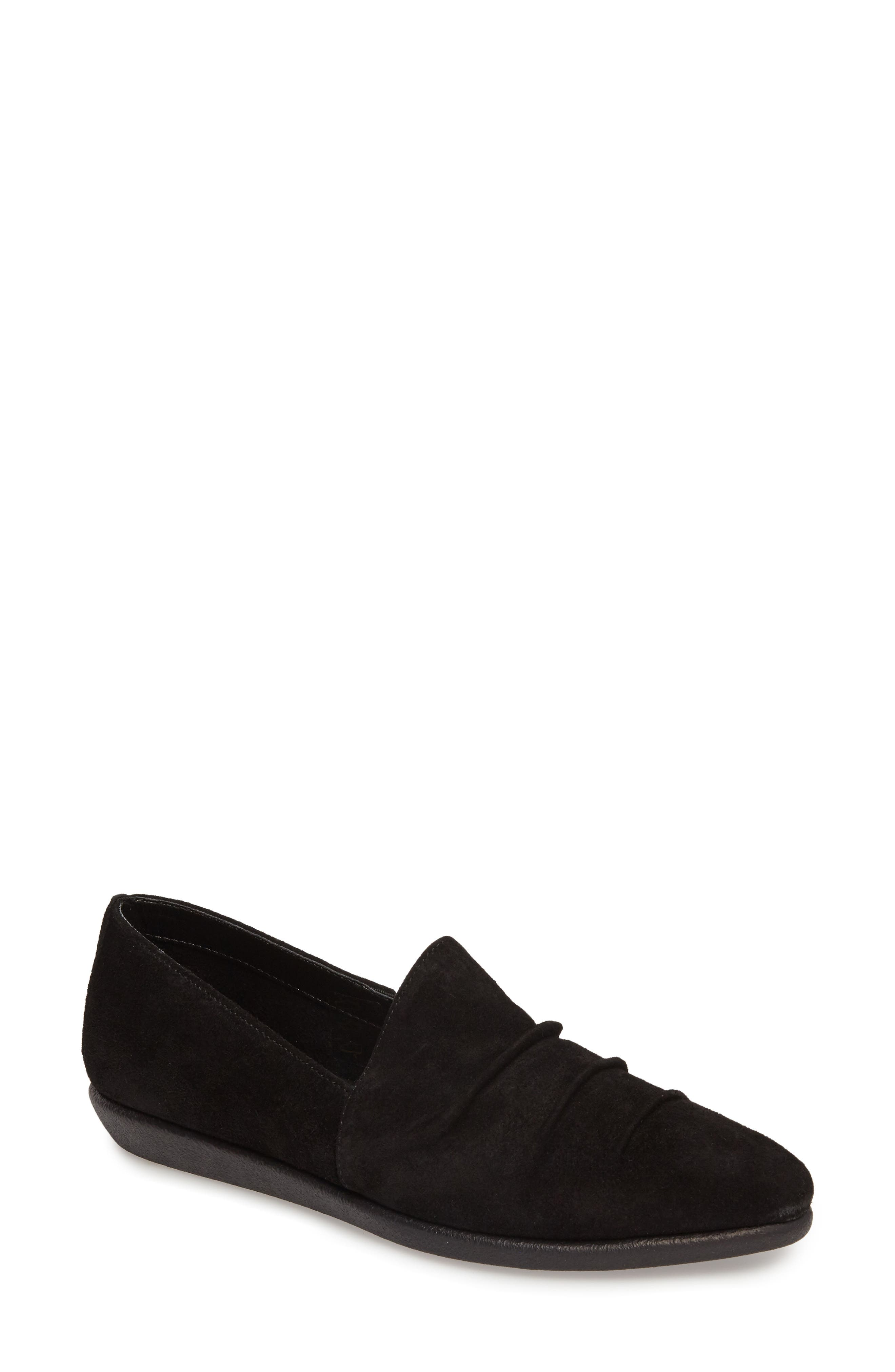 The FLEXX Draped Wedge Slip-On (Women)