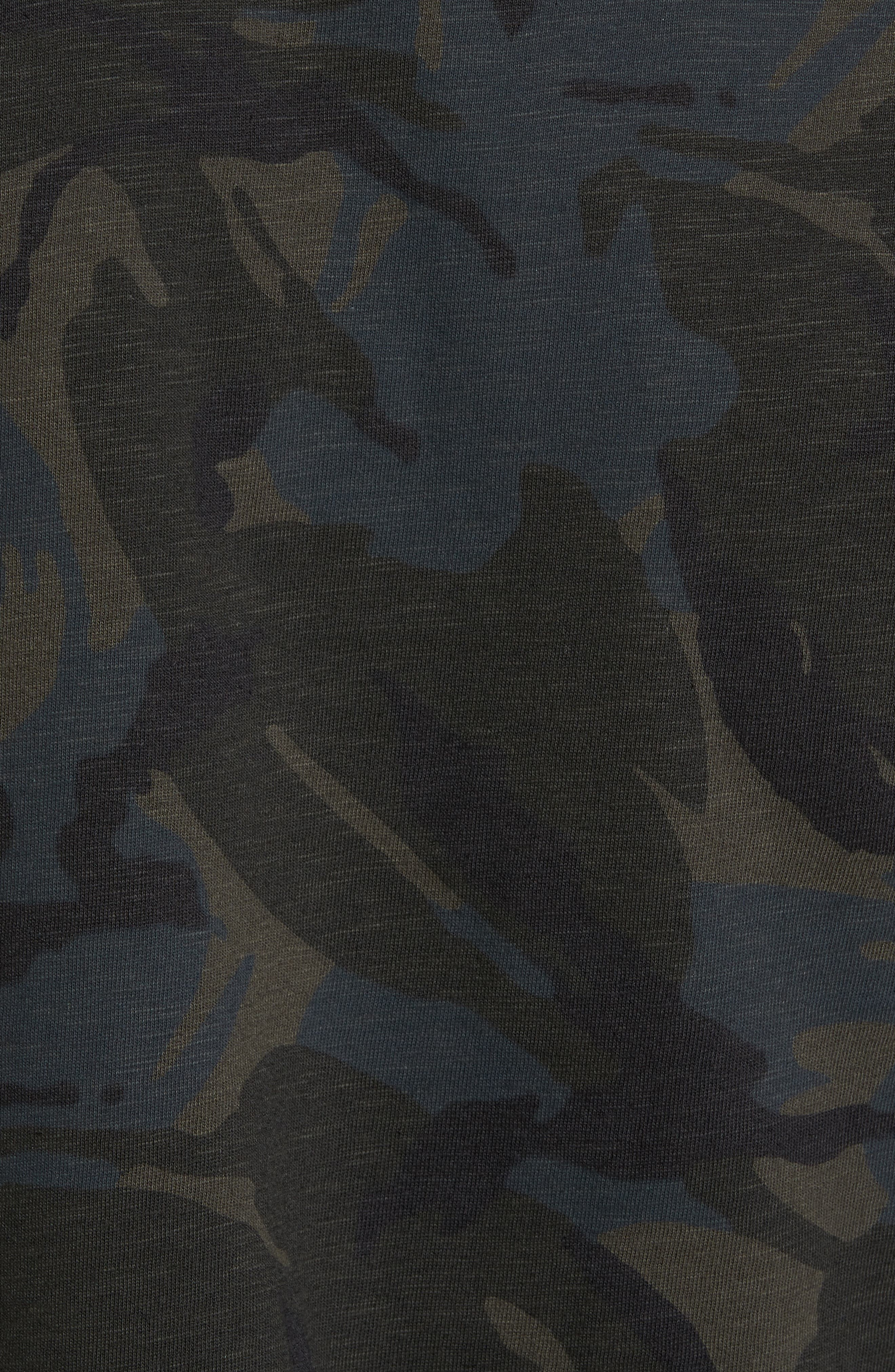Jirgi Quarter Zip Jacket,                             Alternate thumbnail 5, color,                             Green