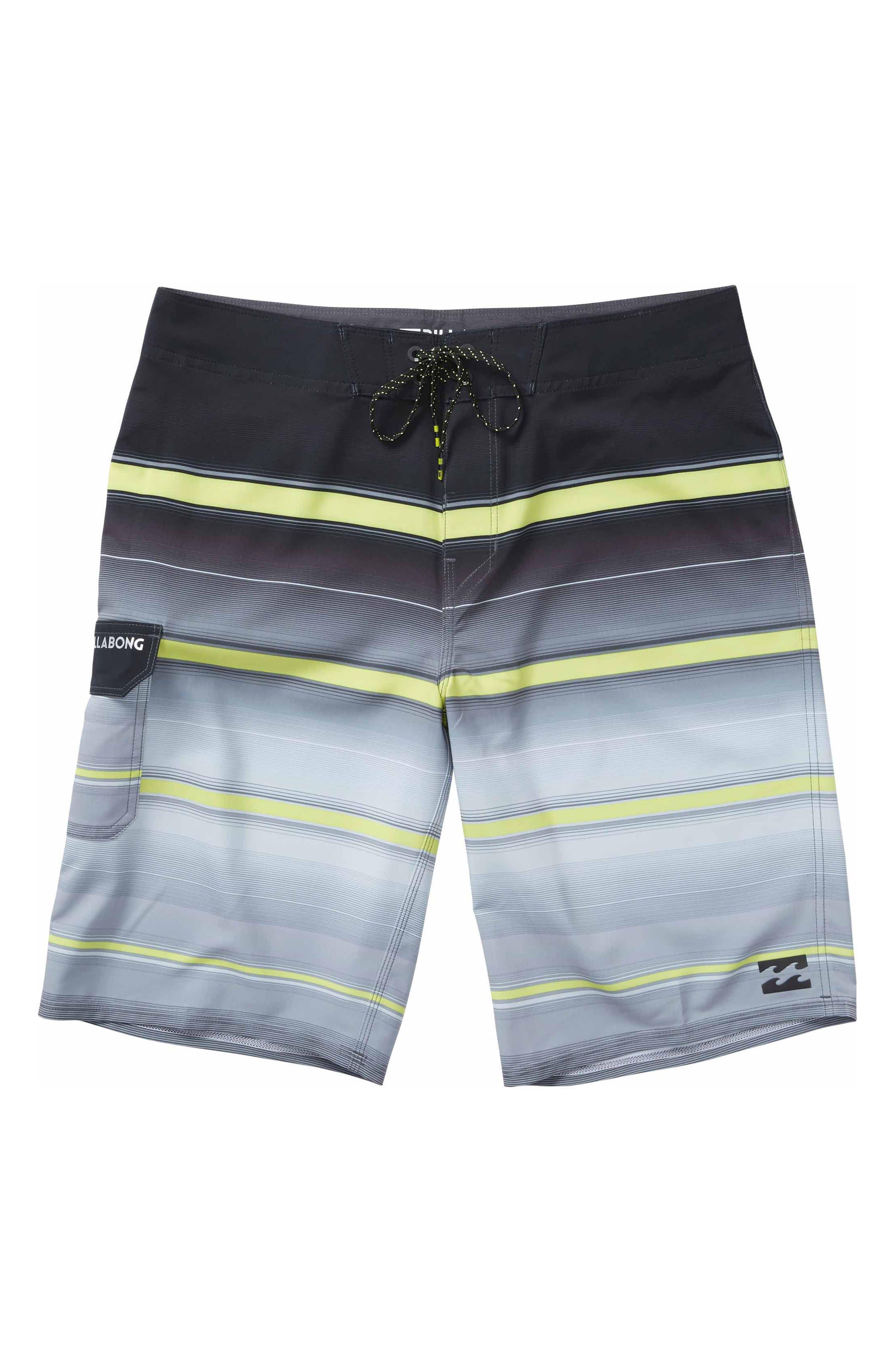 Billabong All Day Stripe Board Shorts (Big Boys)