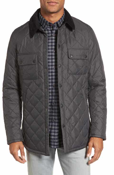 Barbour Outerwear | Nordstrom : barbour keeperwear quilted jacket - Adamdwight.com